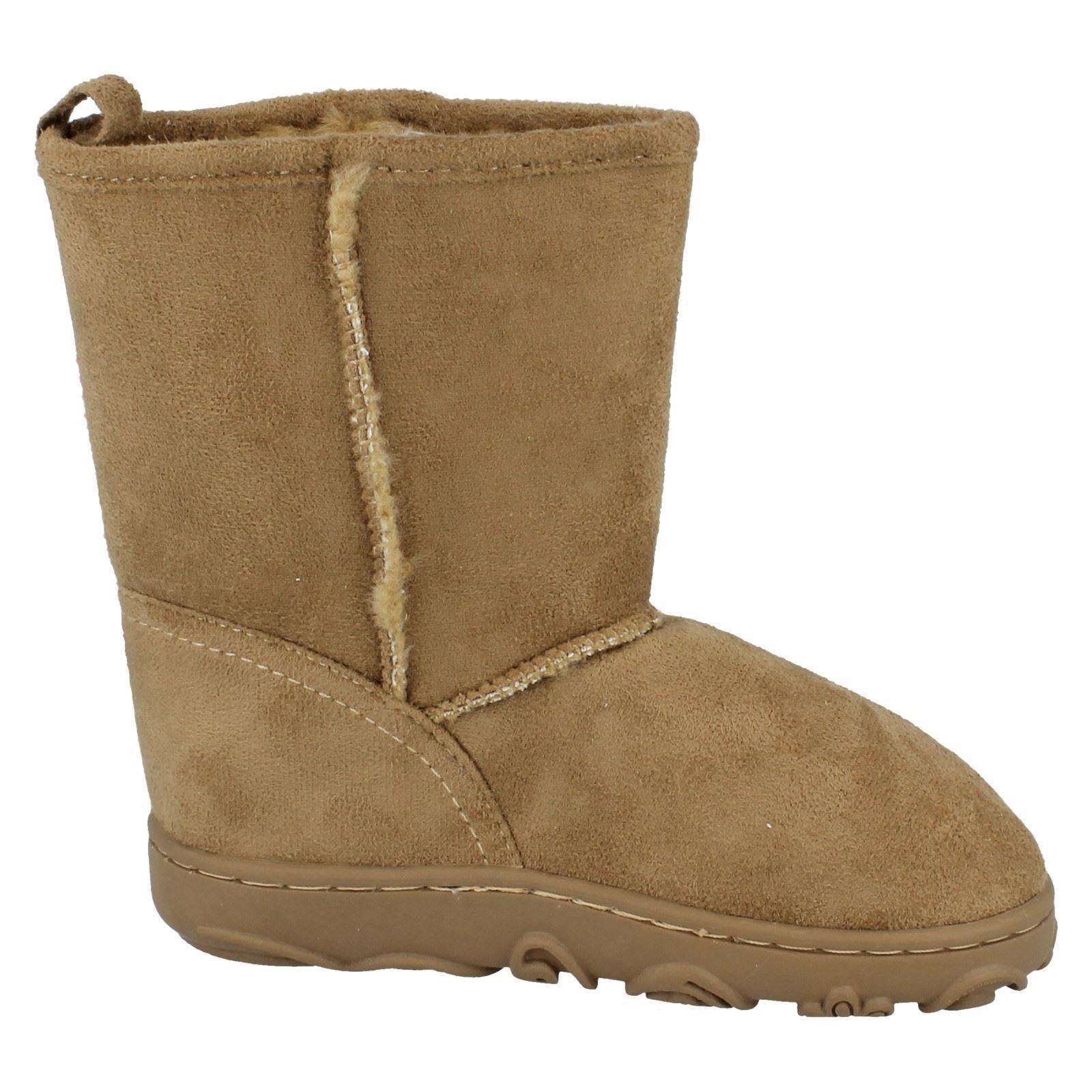 Girls Spot On Boots H4037