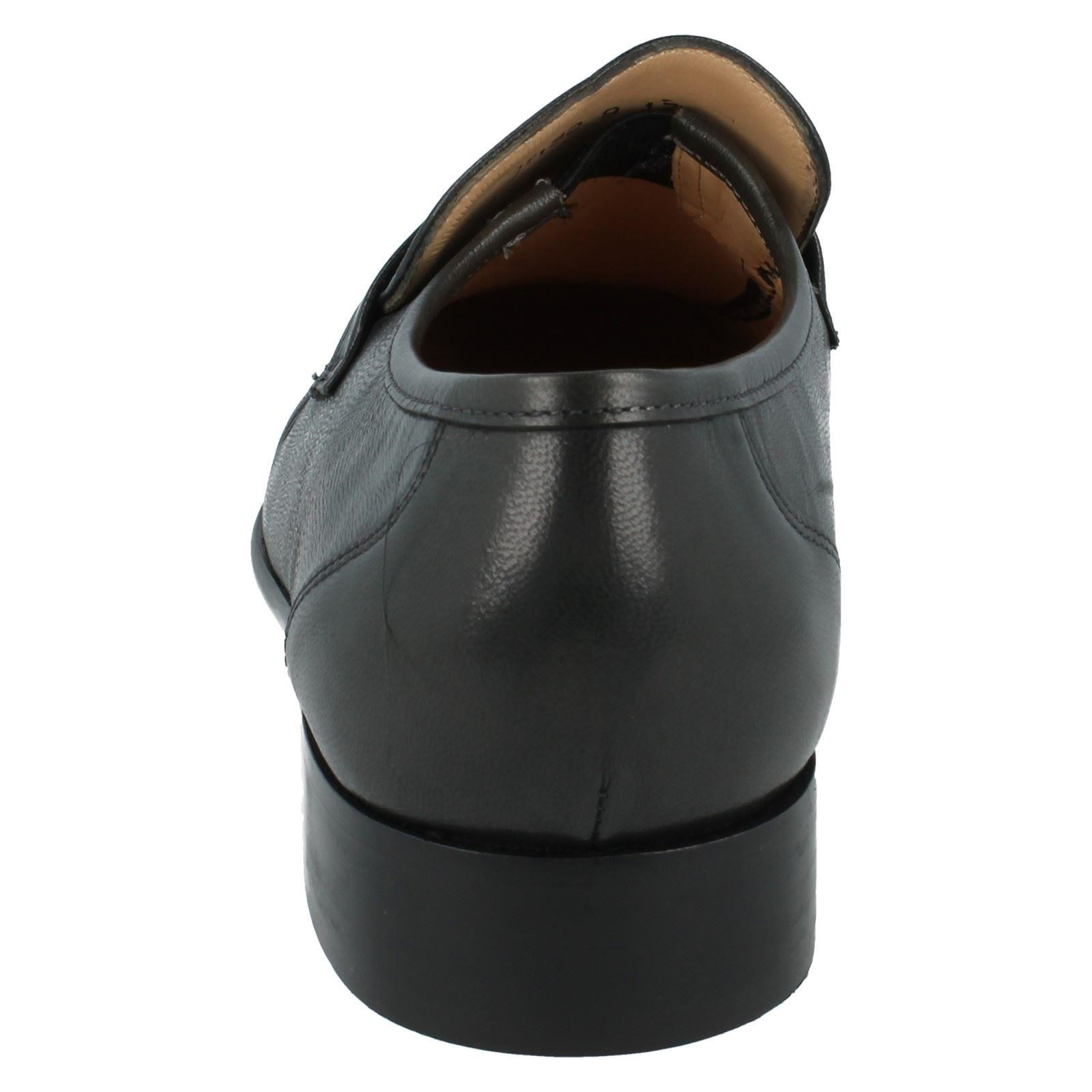 Mens Grenson Feathermaster Formal Leather Shoes Greclapham Fitting G