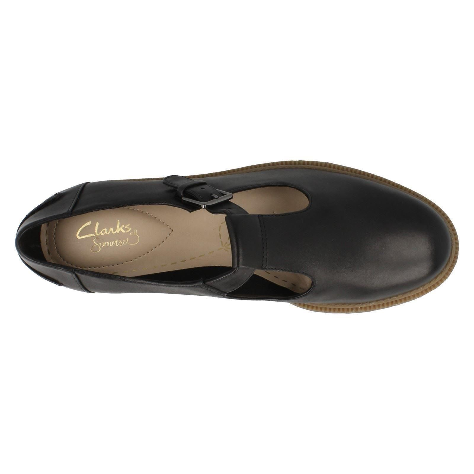 Clarks Flat Suede Blue Shoes