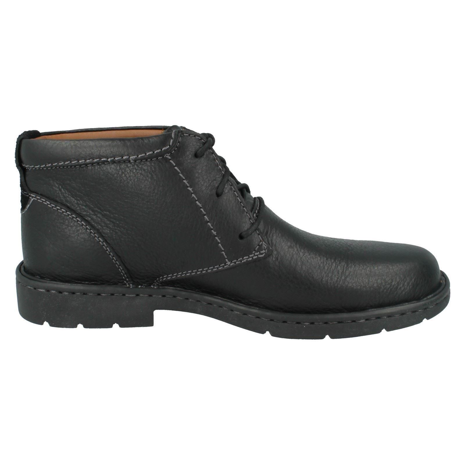 Hombres Clarks Casual Ankle botas The Style Style Style - Stratton Limit e4a709