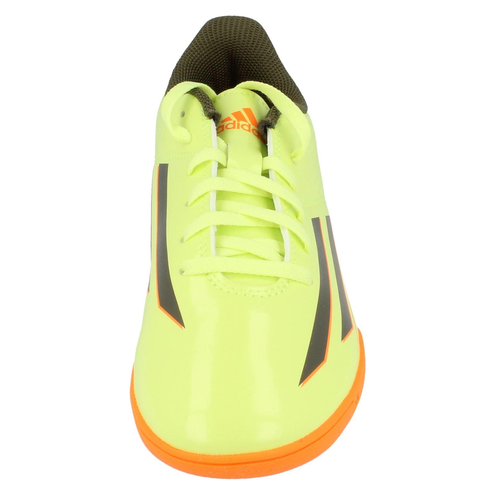 Boys Adidas Football Trainer Style F5 IN J ~ N