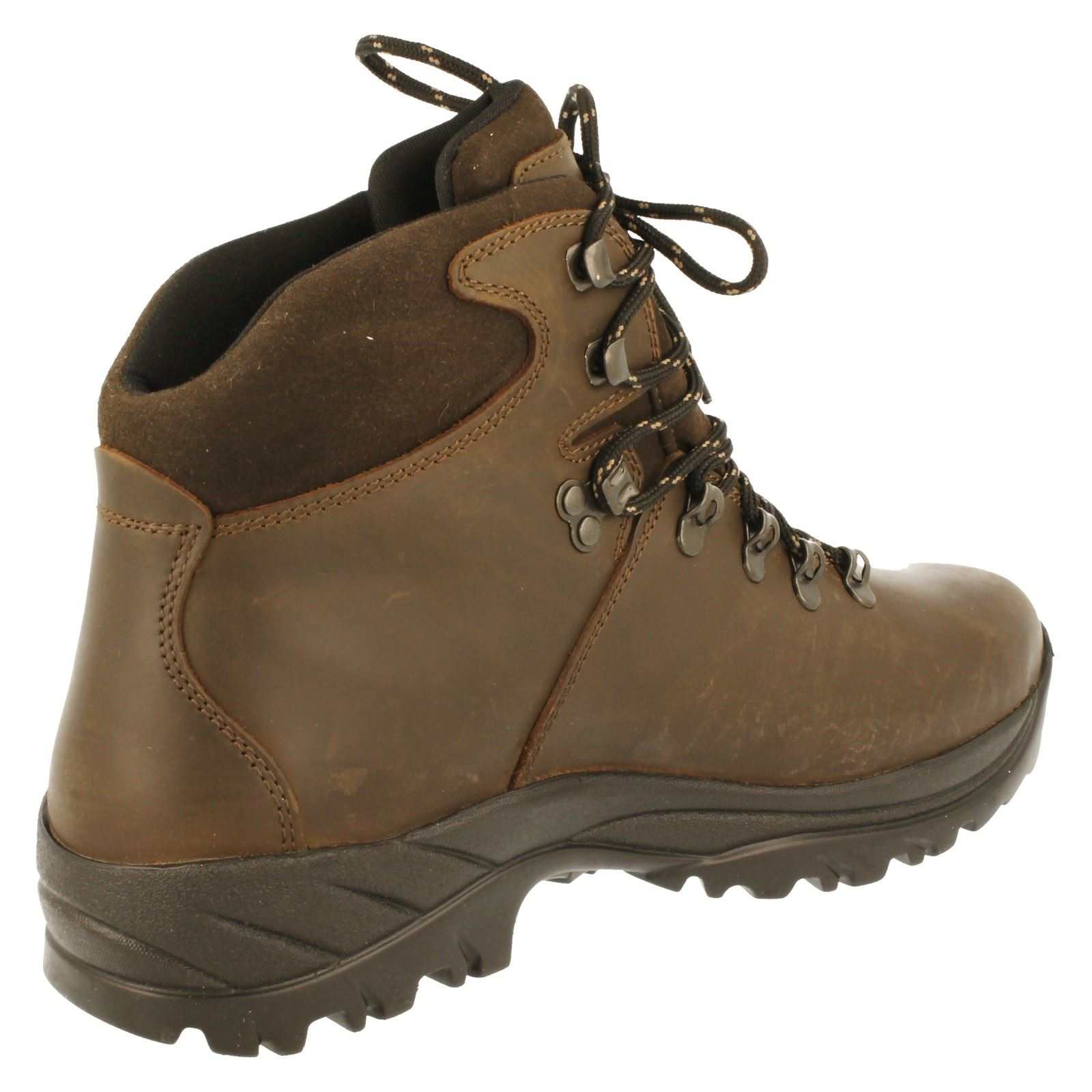 Mens Hi-Tec Waterprrof Walking Boots Style Style Style Ravine -W 28a01f