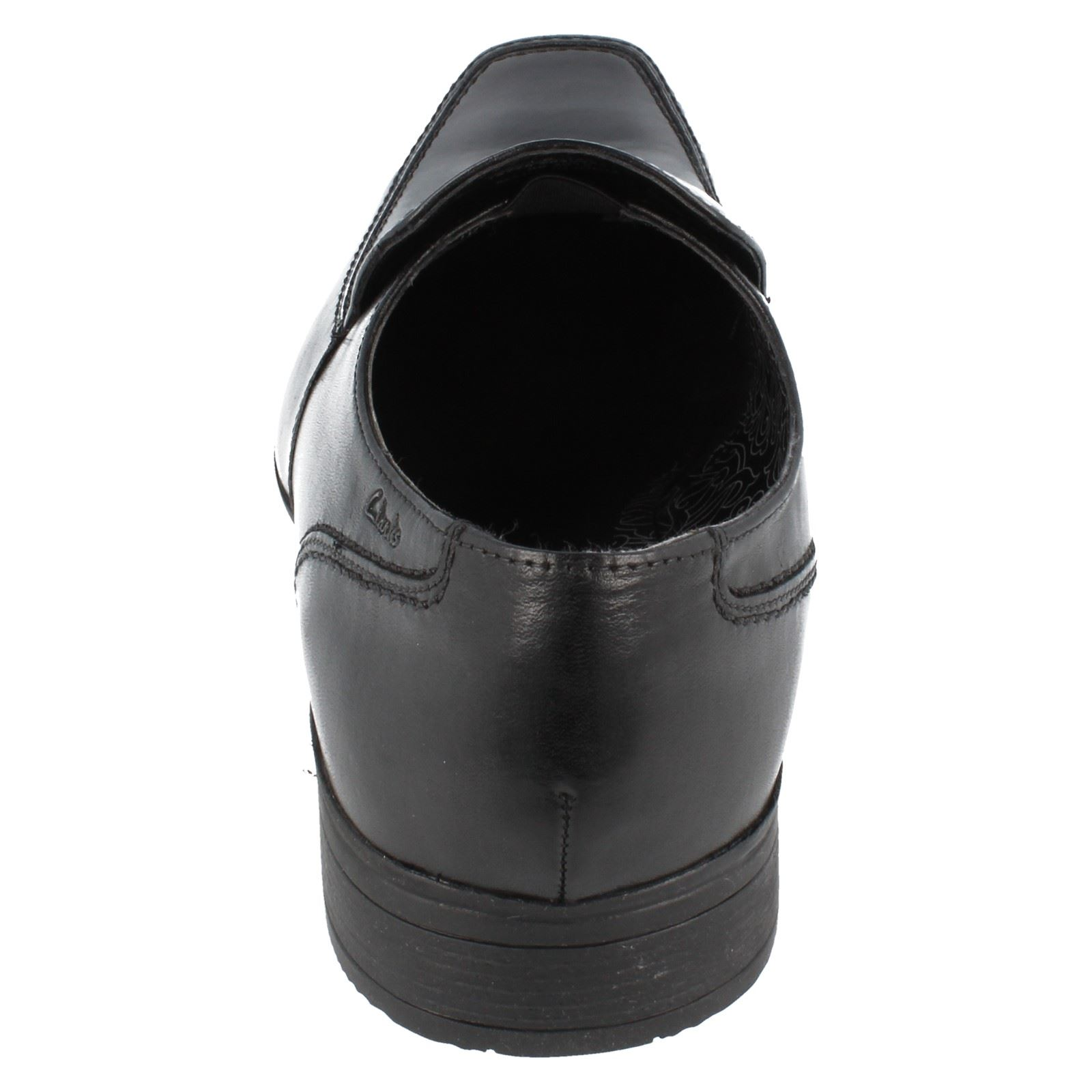 Zapatos para Hombre Clarks Slip On Label Aze noche ~ N