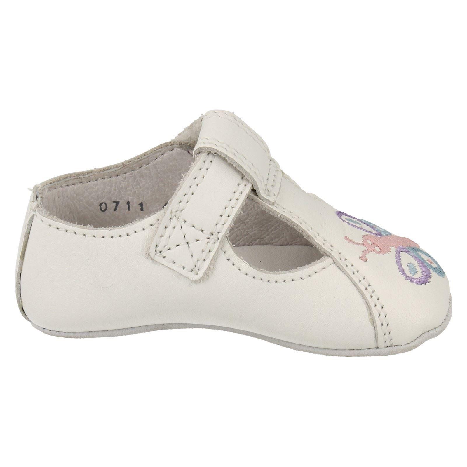 Girls Startrite Baby Shoes Label Flutter