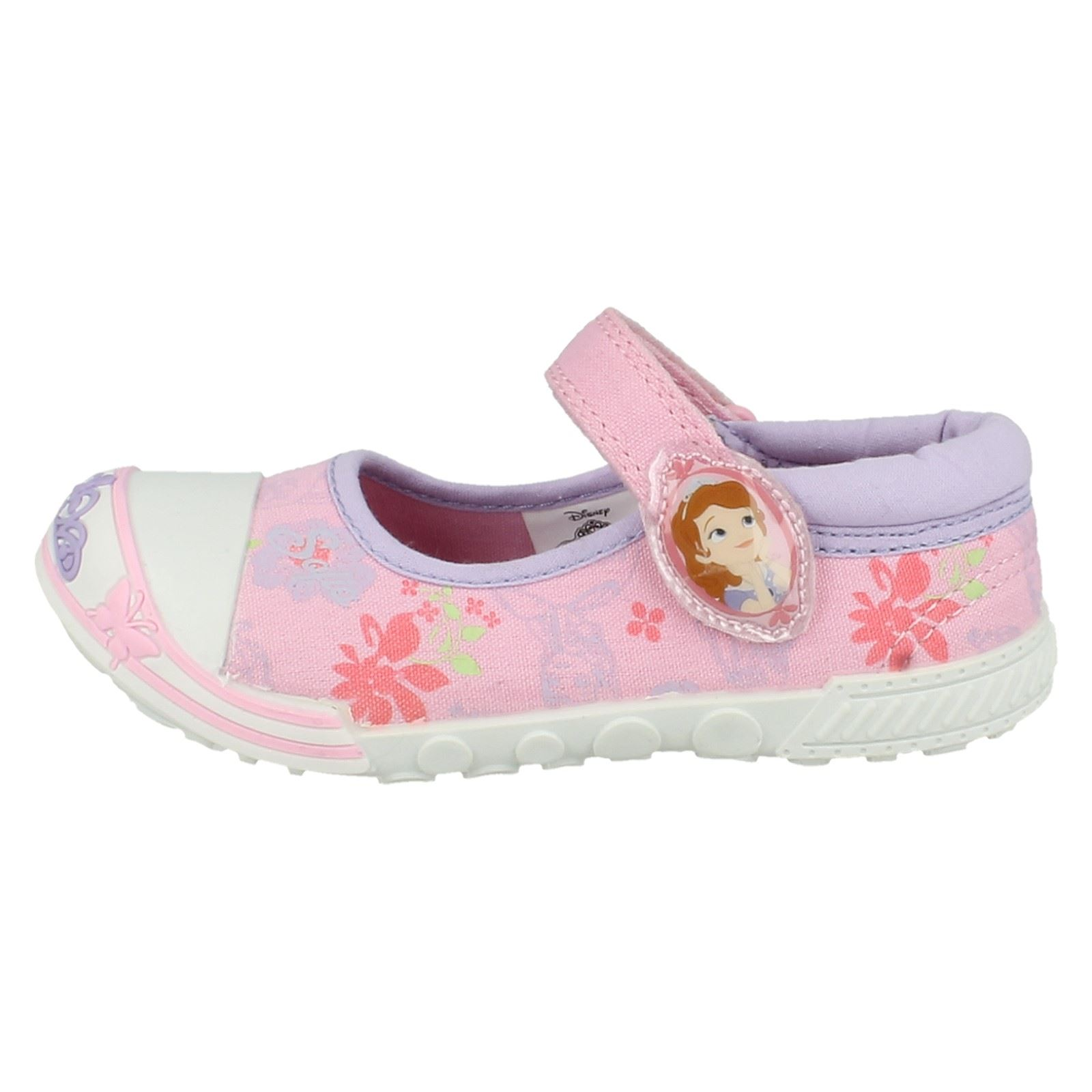 Girls Disneys Canvas Shoes Style - Sophia Dreams Bumper Canvas