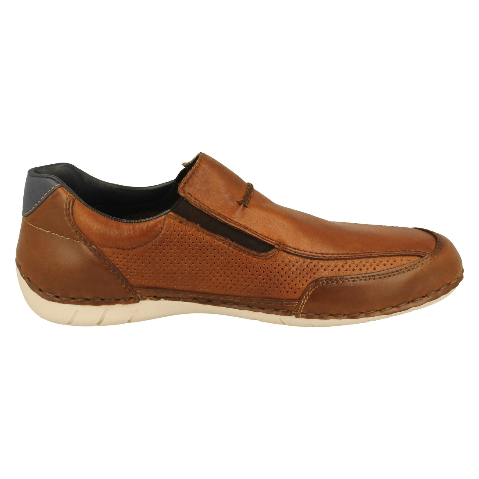 Mens Rieker Casual Shoes Style B8256-W