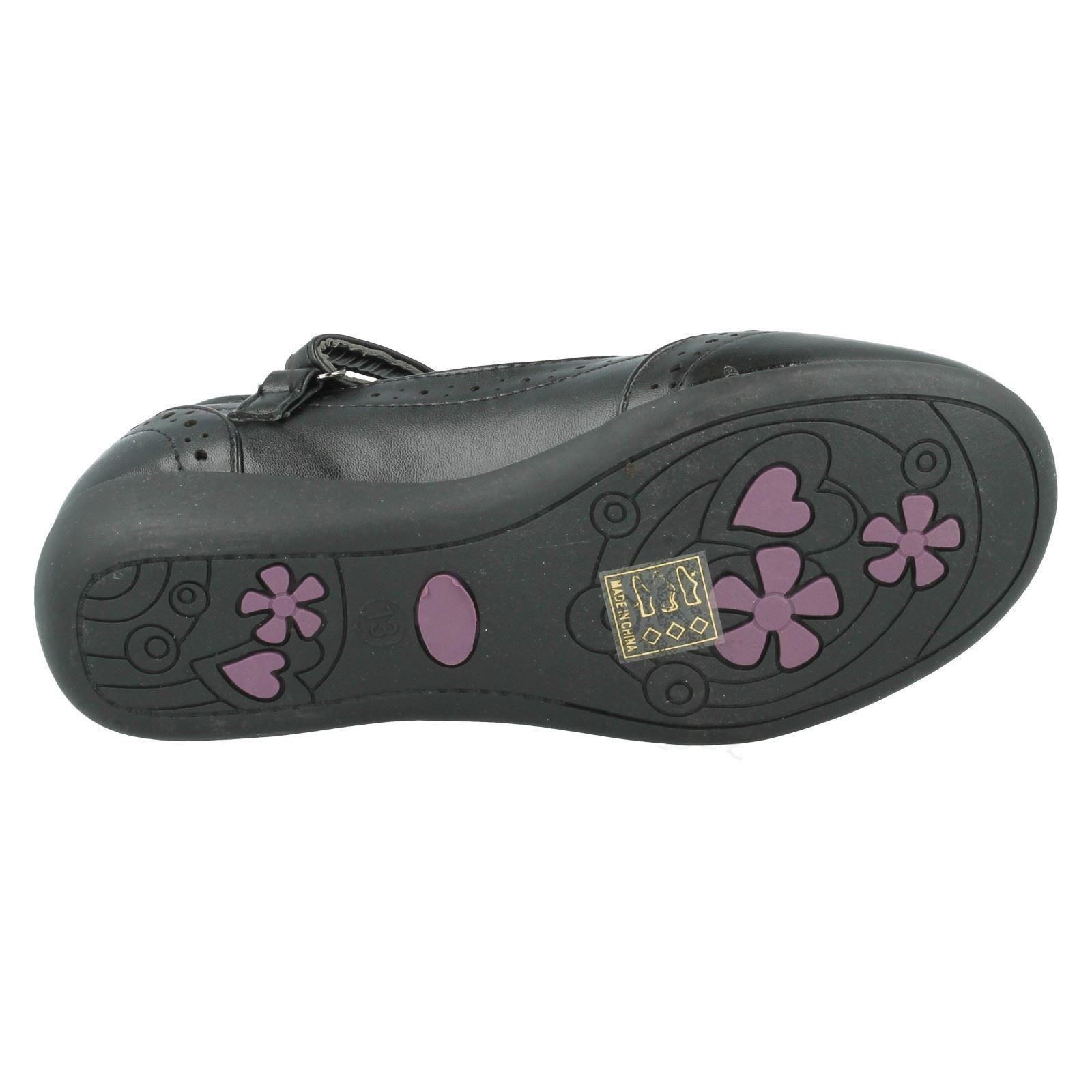 Girls Cool 4 School Shoes Label H2342