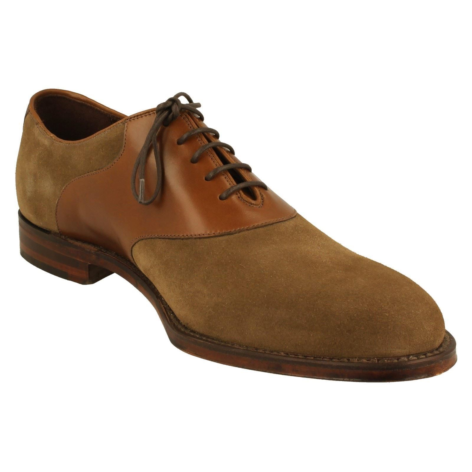 Herren Formal Lace-Up Loake Schuhes Loake Lace-Up Style Asquith-W d8021f