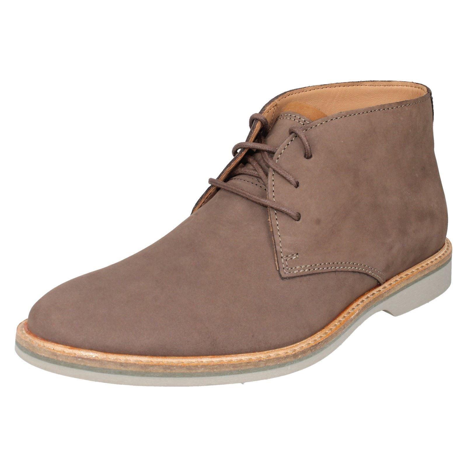 Men's Casual Lace Up Ankle Boots Atticus Limit