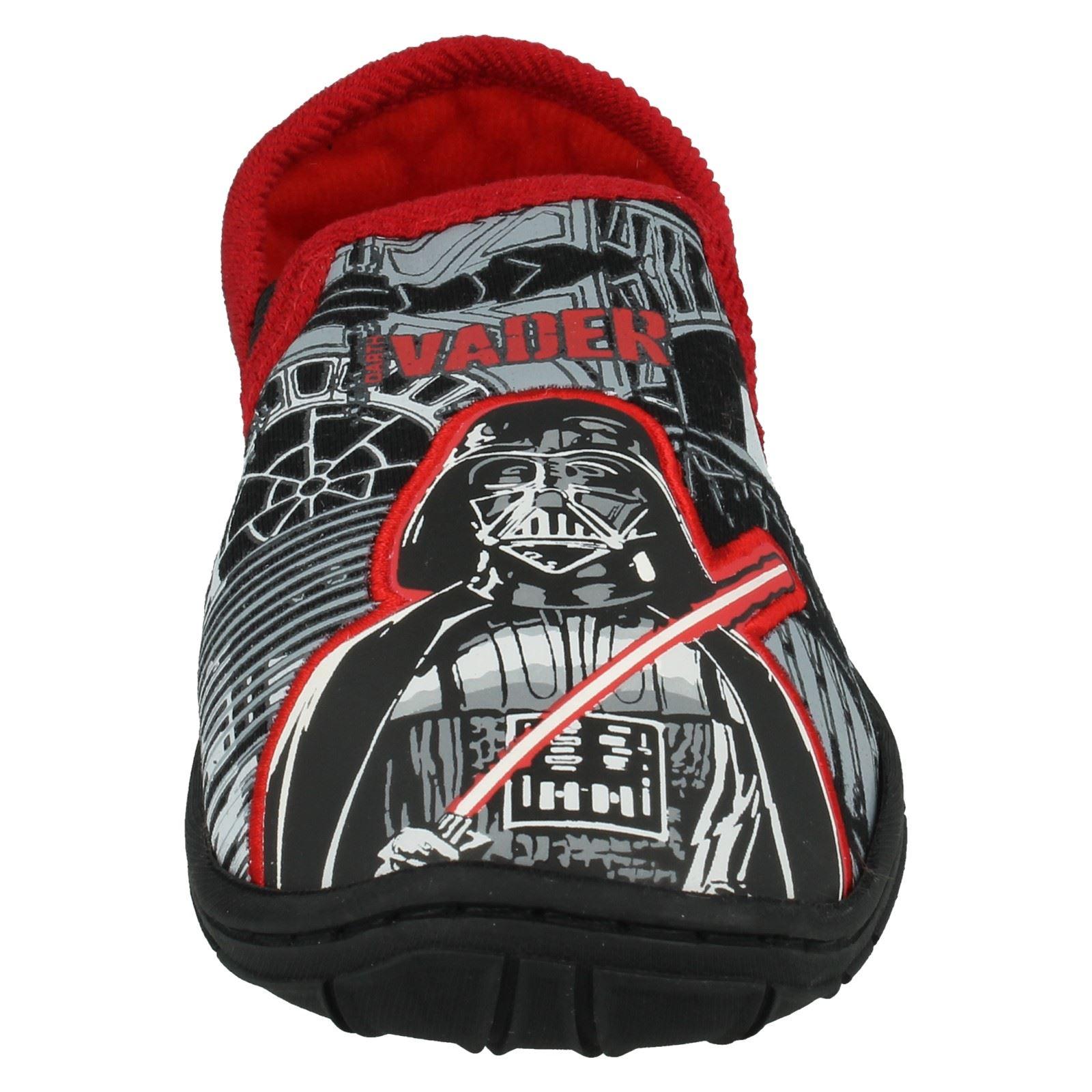 Chicos Disney Star Wars Pantuflas Etiqueta GSS02 327