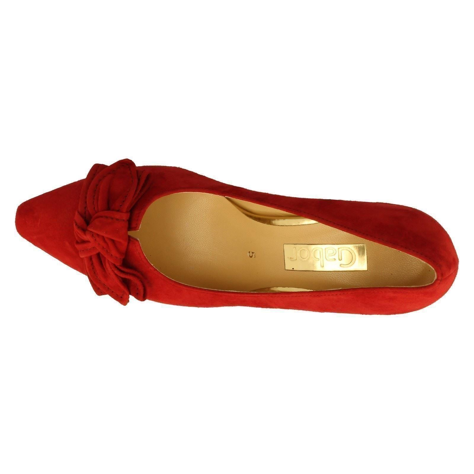 Gentleman/Lady Ladies Gabor Court Shoes Shoes Court 65.154 -W Durable service Sufficient supply renewed on time cc5198
