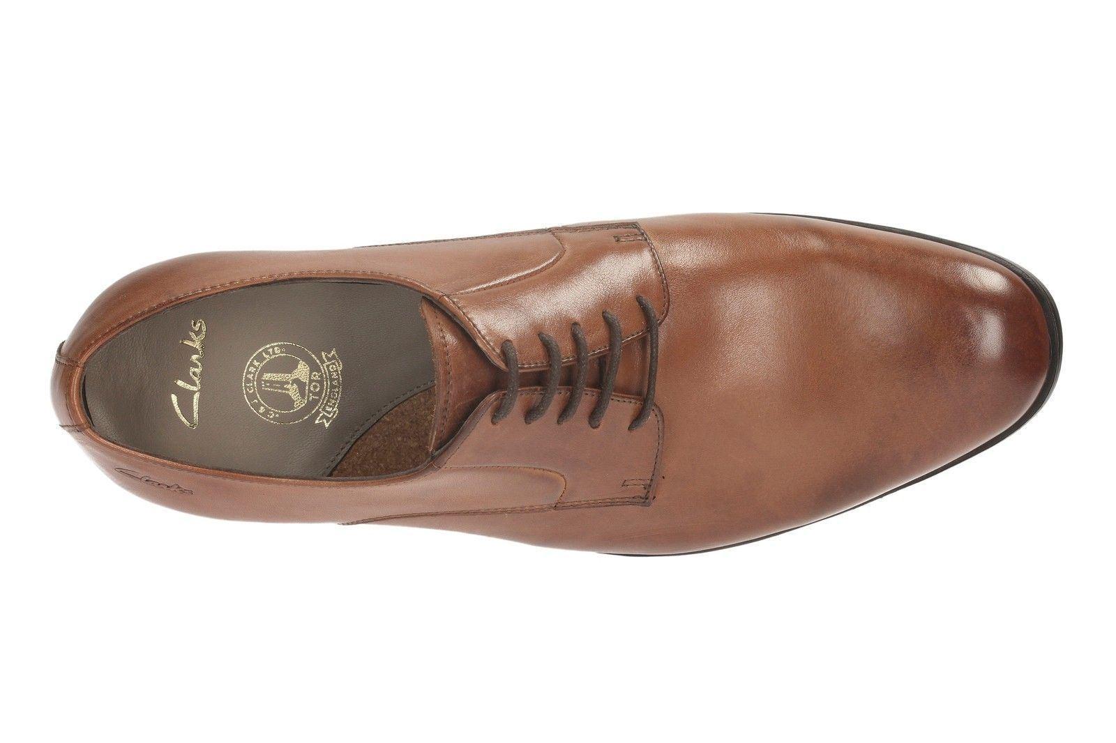 Men's Formal Clarks Lace Up Leather Formal Men's Shoes Banfield Walk ed0589