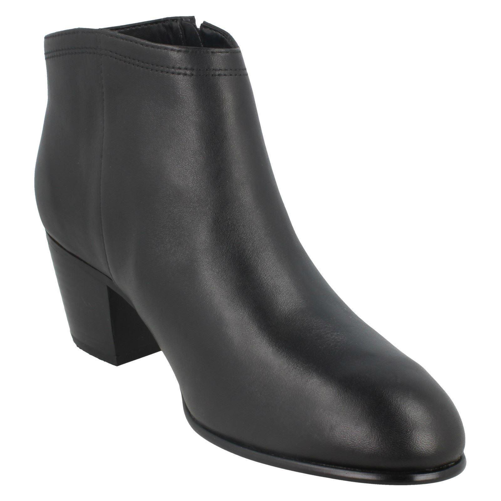 Zapatos Botas de mujer baratos zapatos de mujer Damas Clarks Botas Zapatos al Tobillo Estilo-maypearl Alice 044dc0