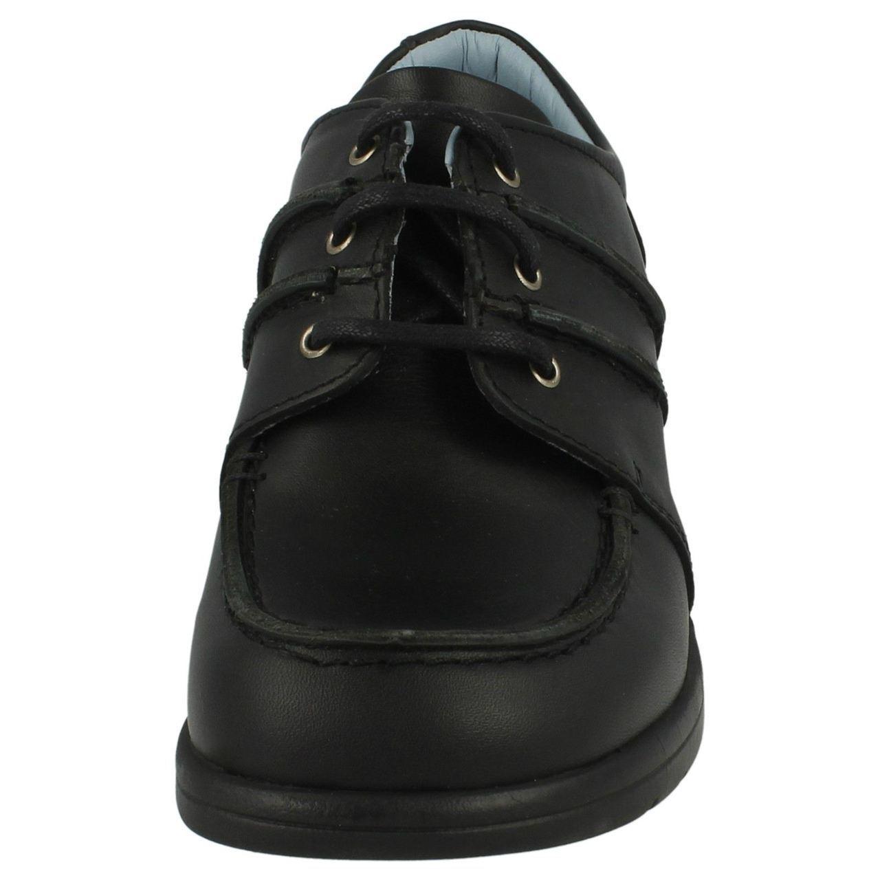 Niñas Startrite Rinoceronte 'Cecile' Escuela De Cuero Zapatos Etiqueta ~ K