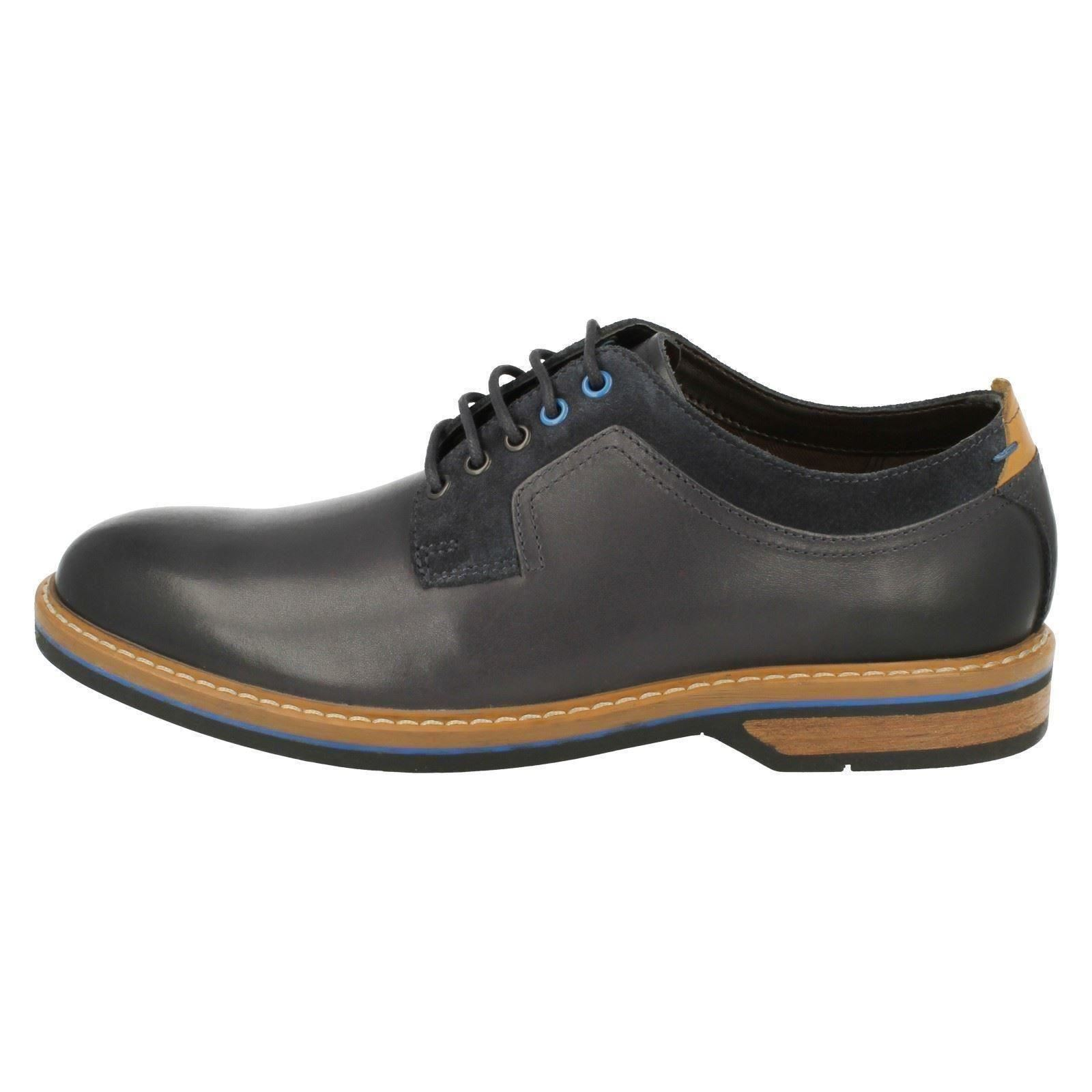Men's The Clarks Formal Lace Up Shoes The Men's Style - Pitney Walk 74598b