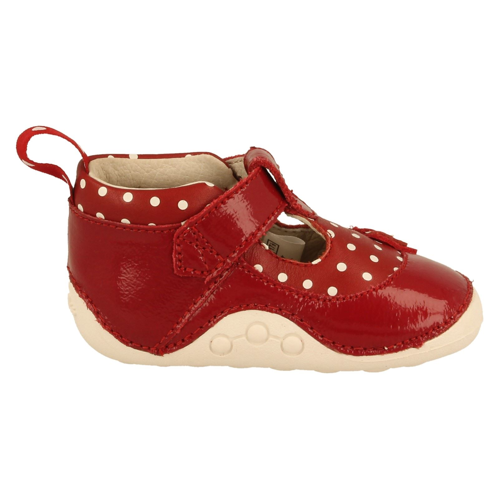 Girls Clarks First Shoes The Style Ida Delilah -W