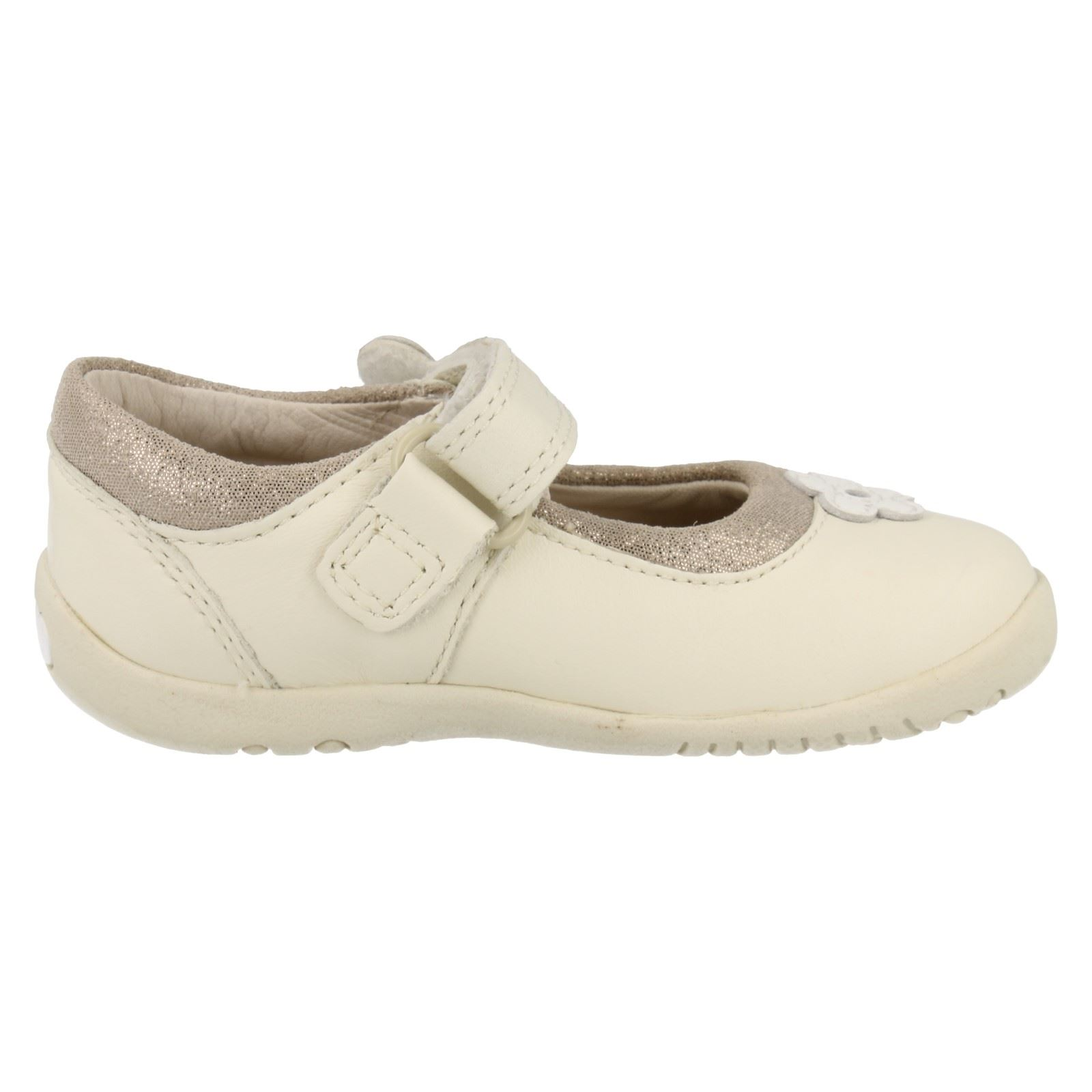 Girls Clarks Shoes Style-Softly Candy FST