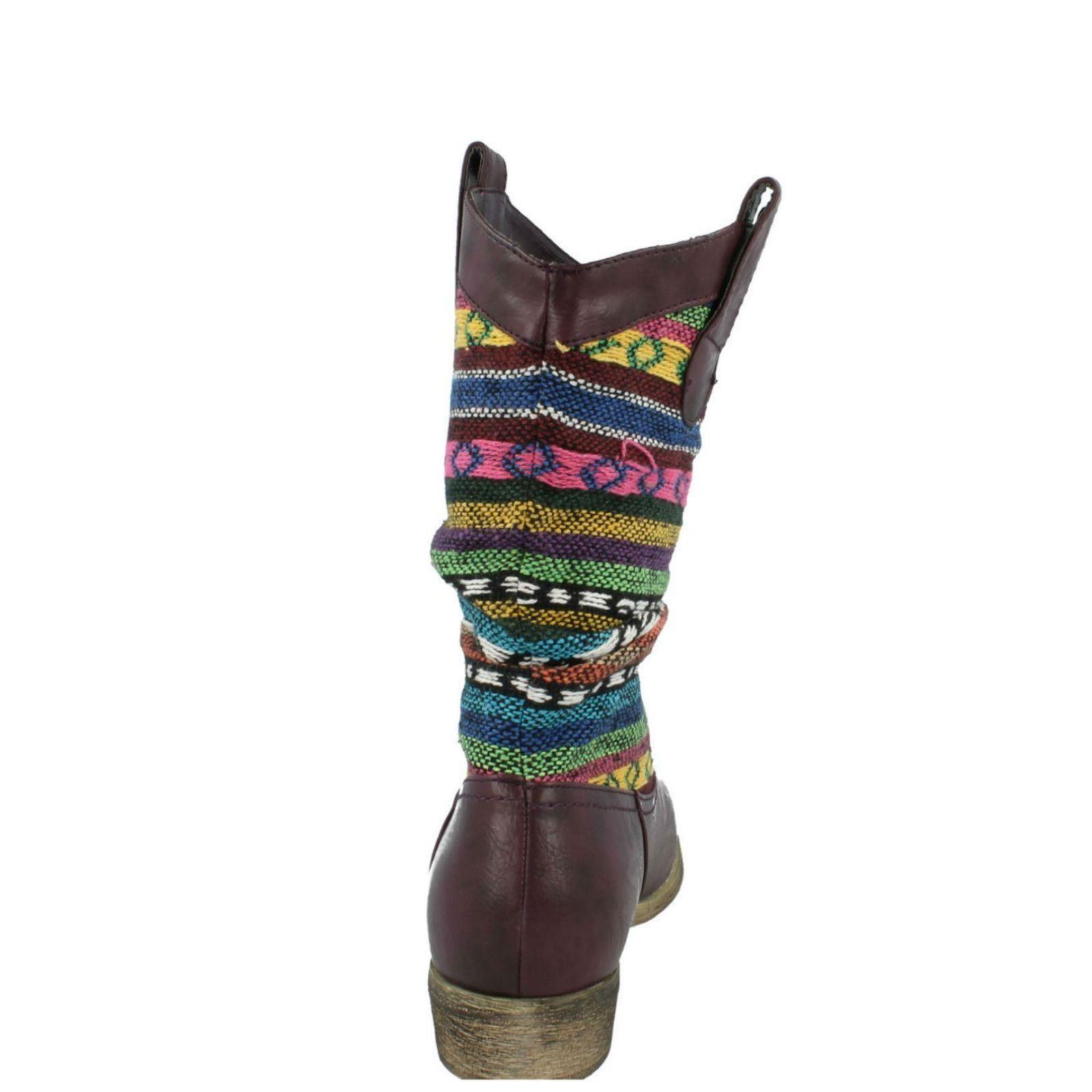 Girls Cutie Qt Boots Style - H5012