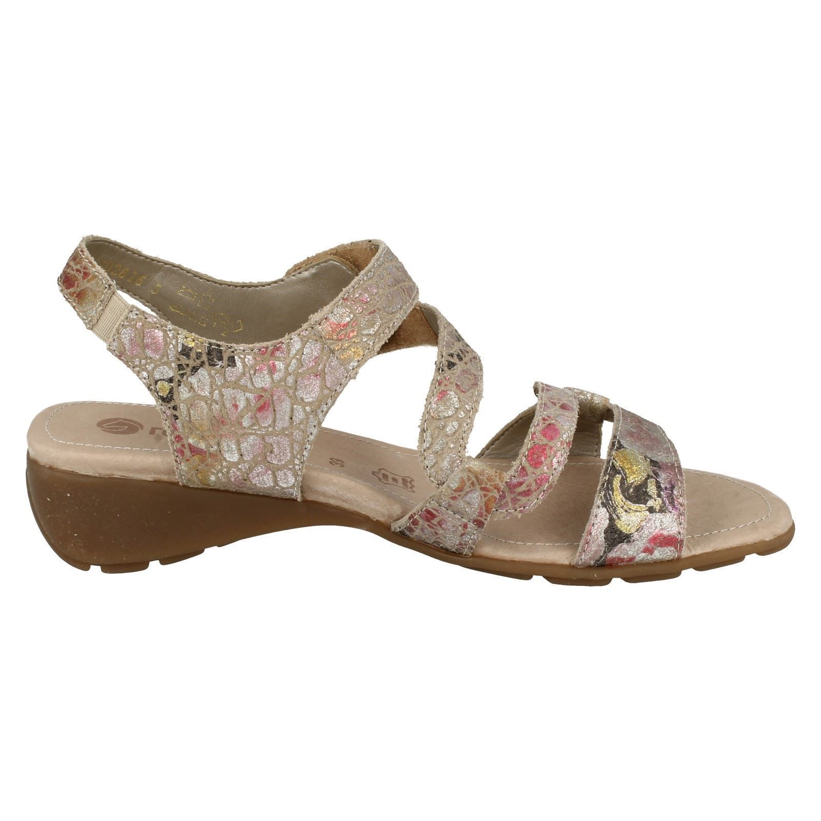 Remonte Combi R5247 Sandals Beige Label Ladies BwCzFq66