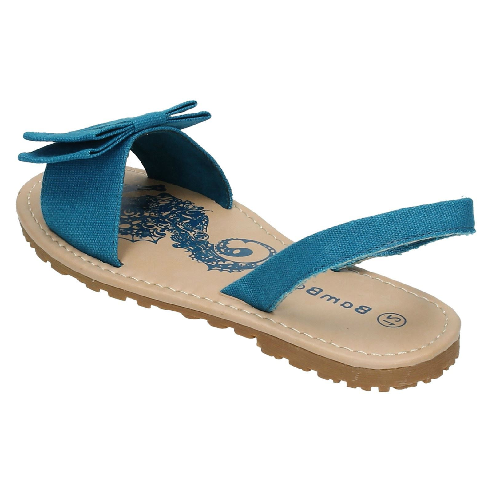 Girls Spot On H0125 Sandals H0125 The Style ~ K