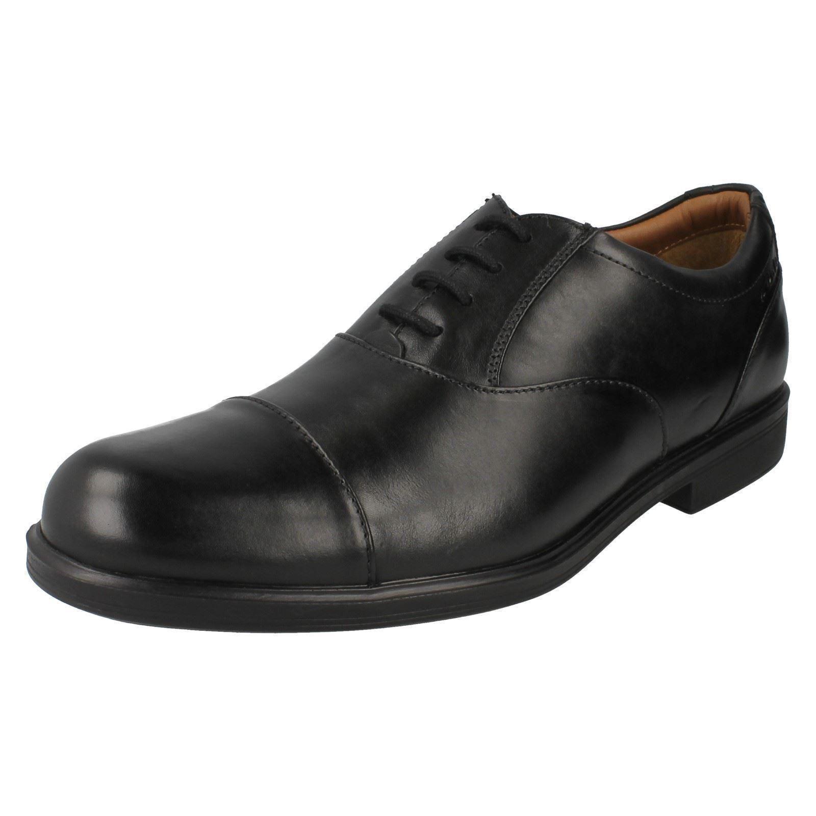 Men's Up Clarks Fomal Oxford Lace Up Men's Shoes Label Gabson Cap bc39ff