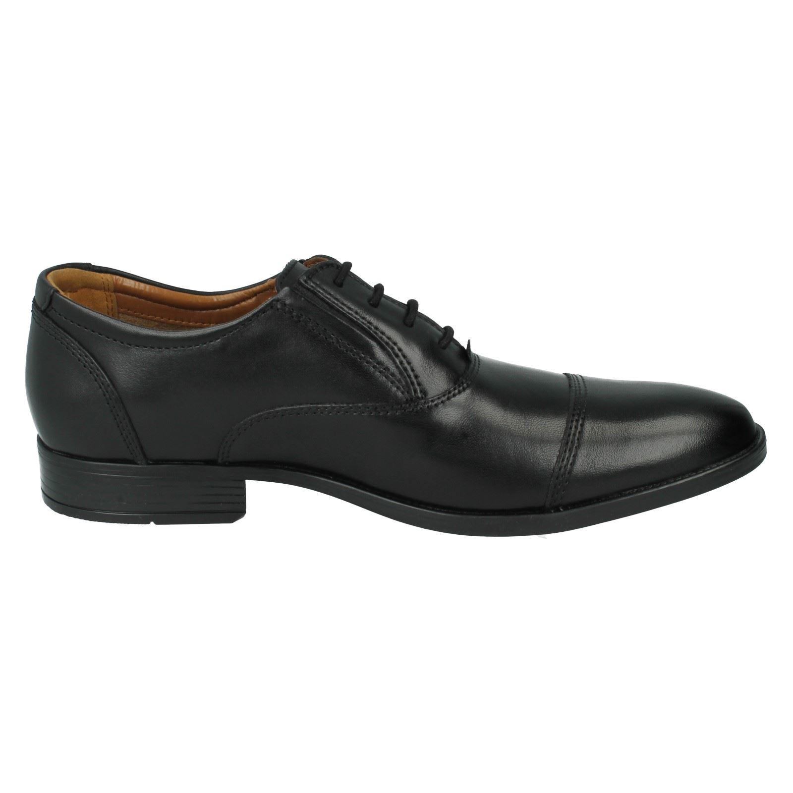 Uomo Clarks Formal Kalden Schuhes Label - Kalden Formal Cap 32751f