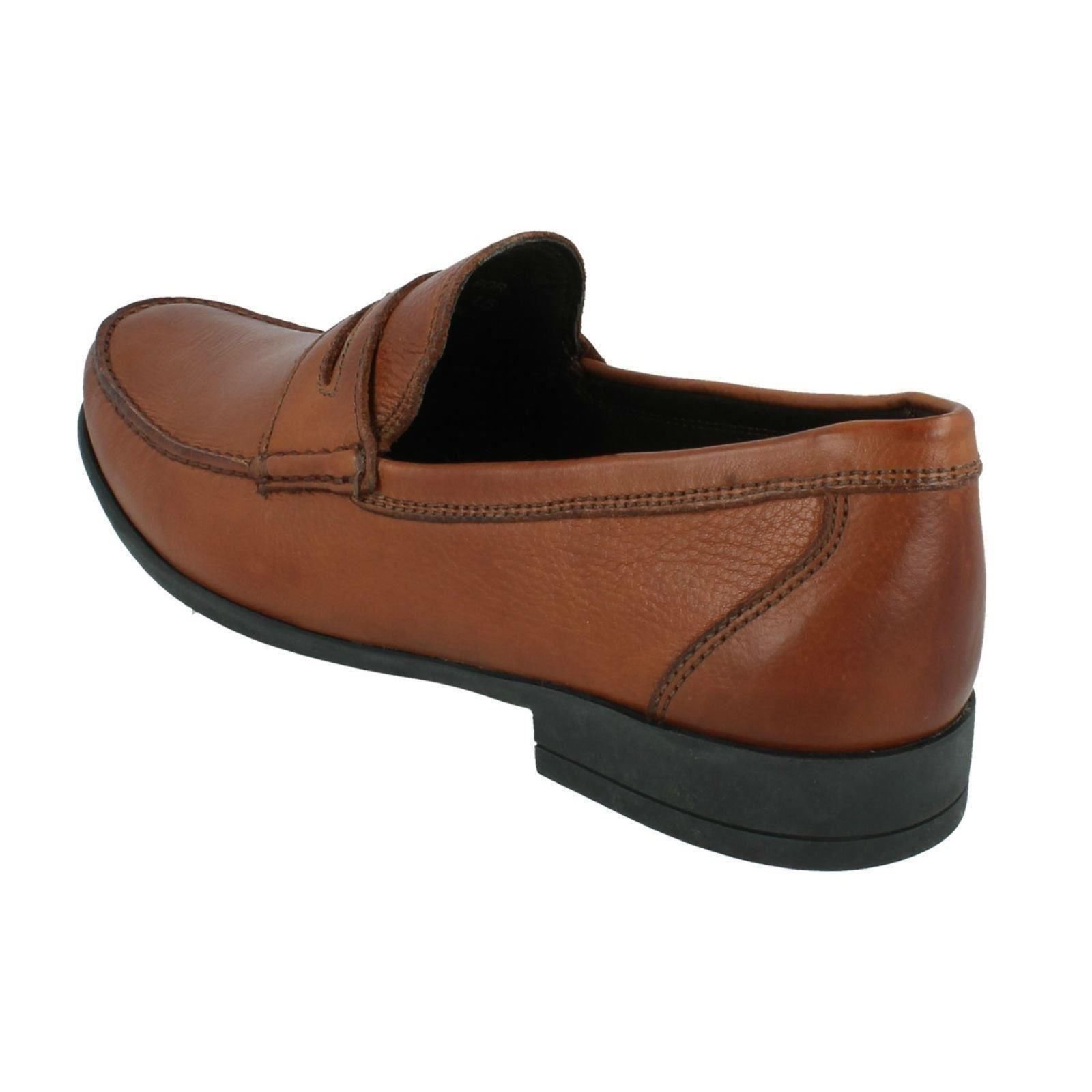 Mens Anatomic & Co Moccasin Loafers Label - Castelo