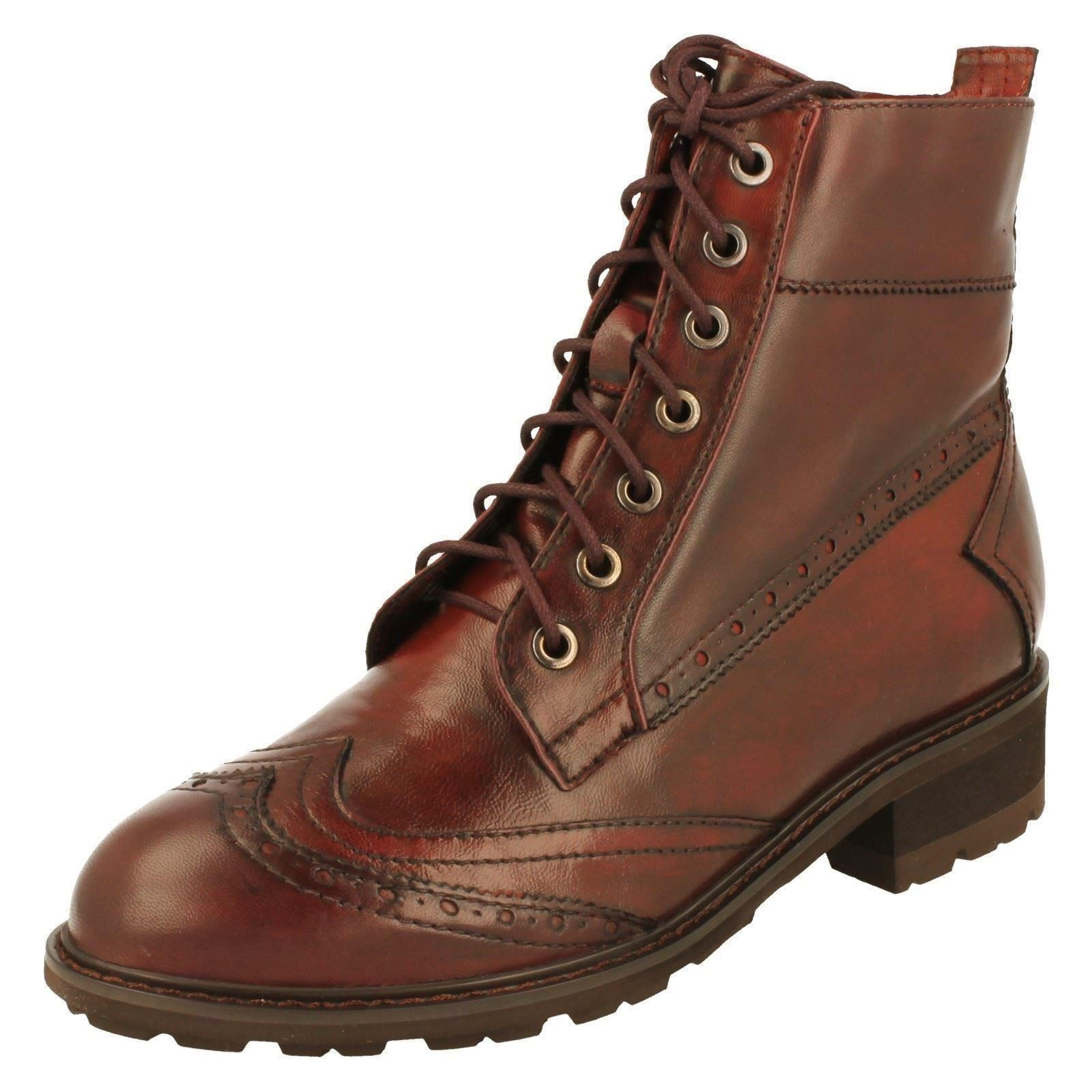 Mujer ROHDE Botas LABEL 6261-w
