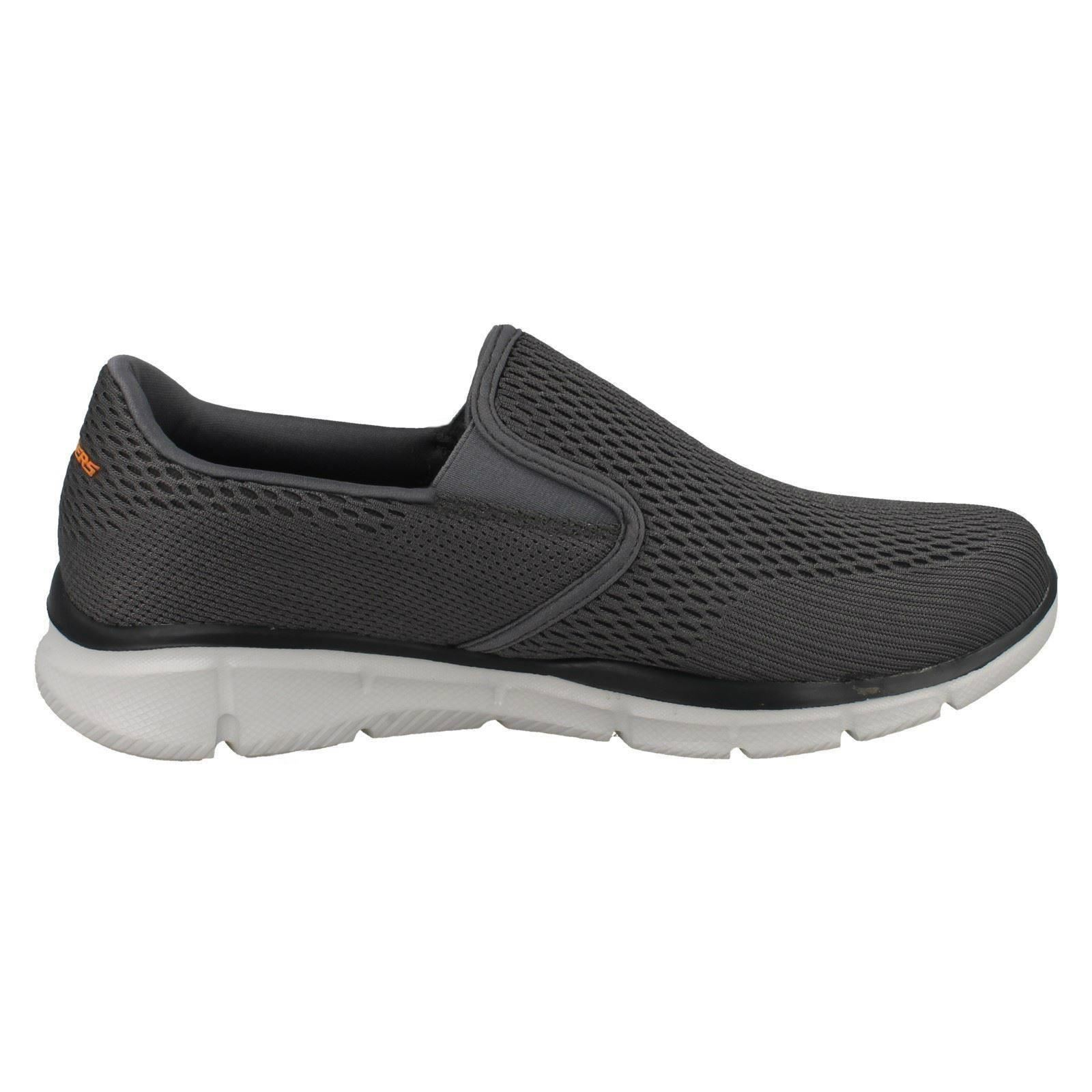 Uomo Skechers Memory Play Foam Schuhes Label Equalizer Double Play Memory 51509 3cdd40