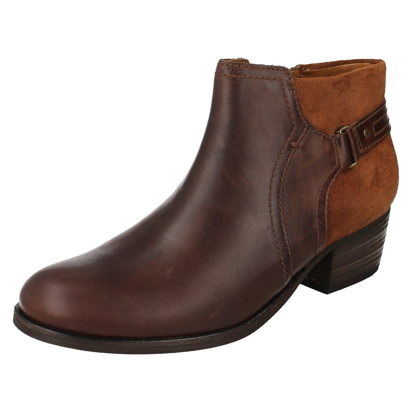 mesdames clarks clarks mesdames bottines style - maypearl lilas ffdc00