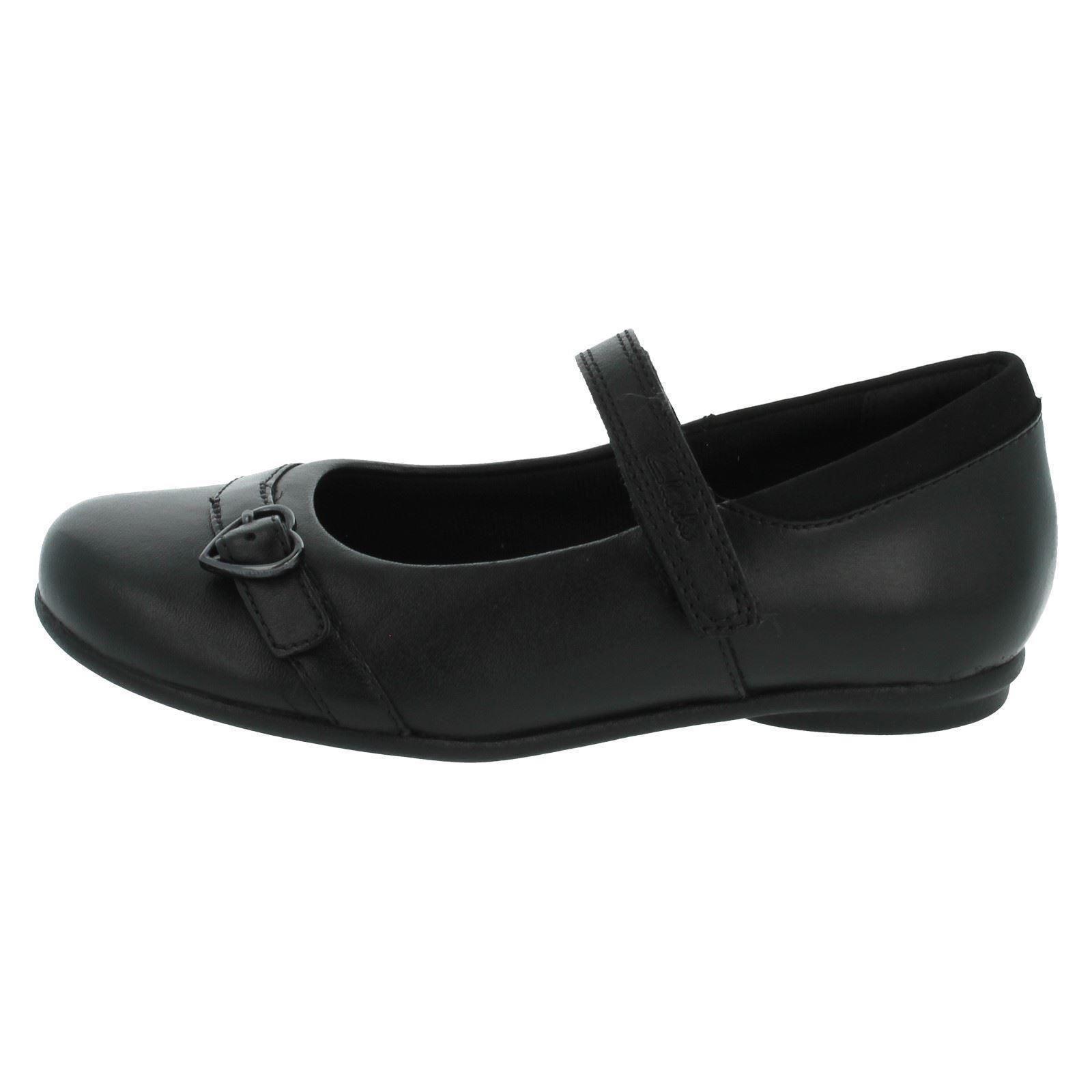 Girls Clarks Shoes Tasha Bay