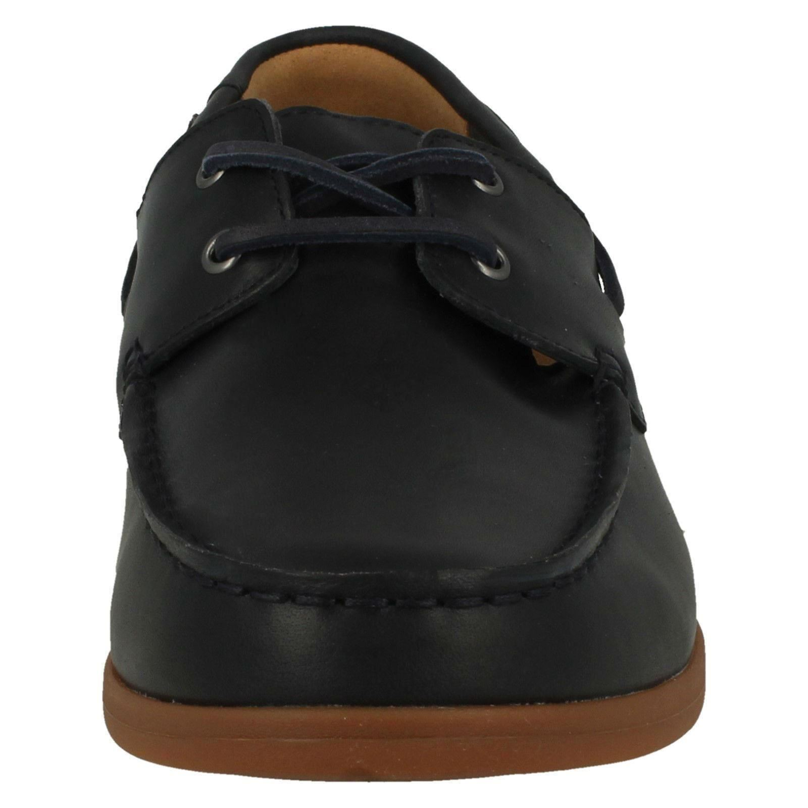Men's Clarks Lace Sail Up Casual Boat Schuhes Morven Sail Lace 58f404