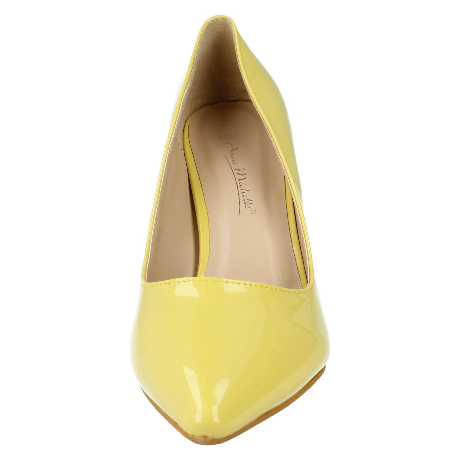 Damas Anne Michelle Tribunal Zapatos el estilo-F9758