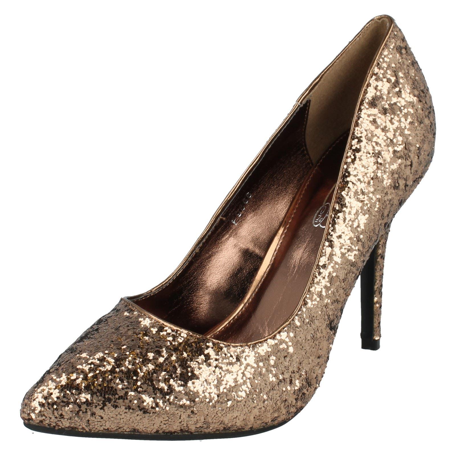 Señoras de punto en Zapatos Tenis el estilo-f9666