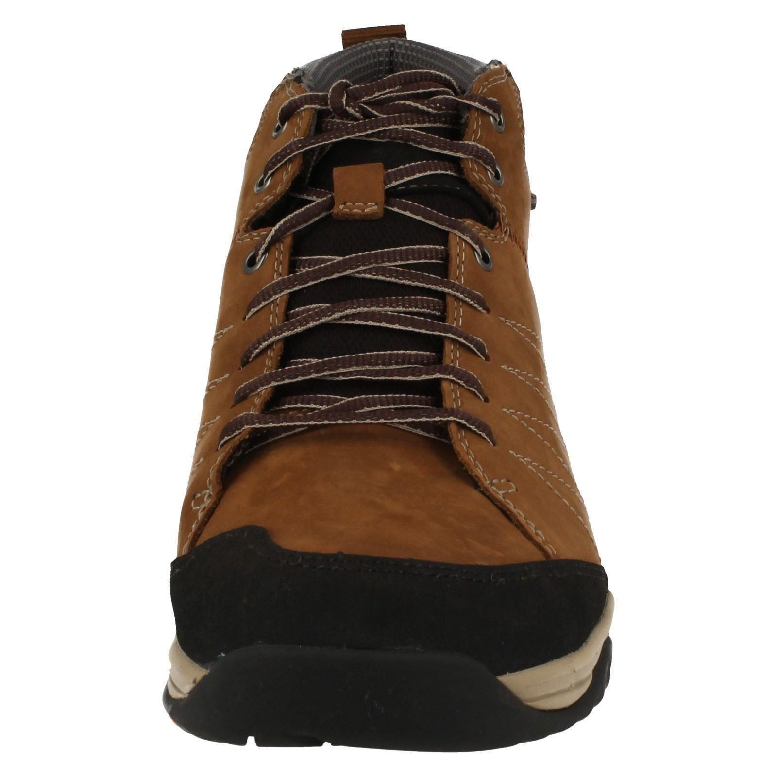 Men's Clarks Lace Up Gore-Tex Ankle Stiefel The Style - Baystoneup GTX