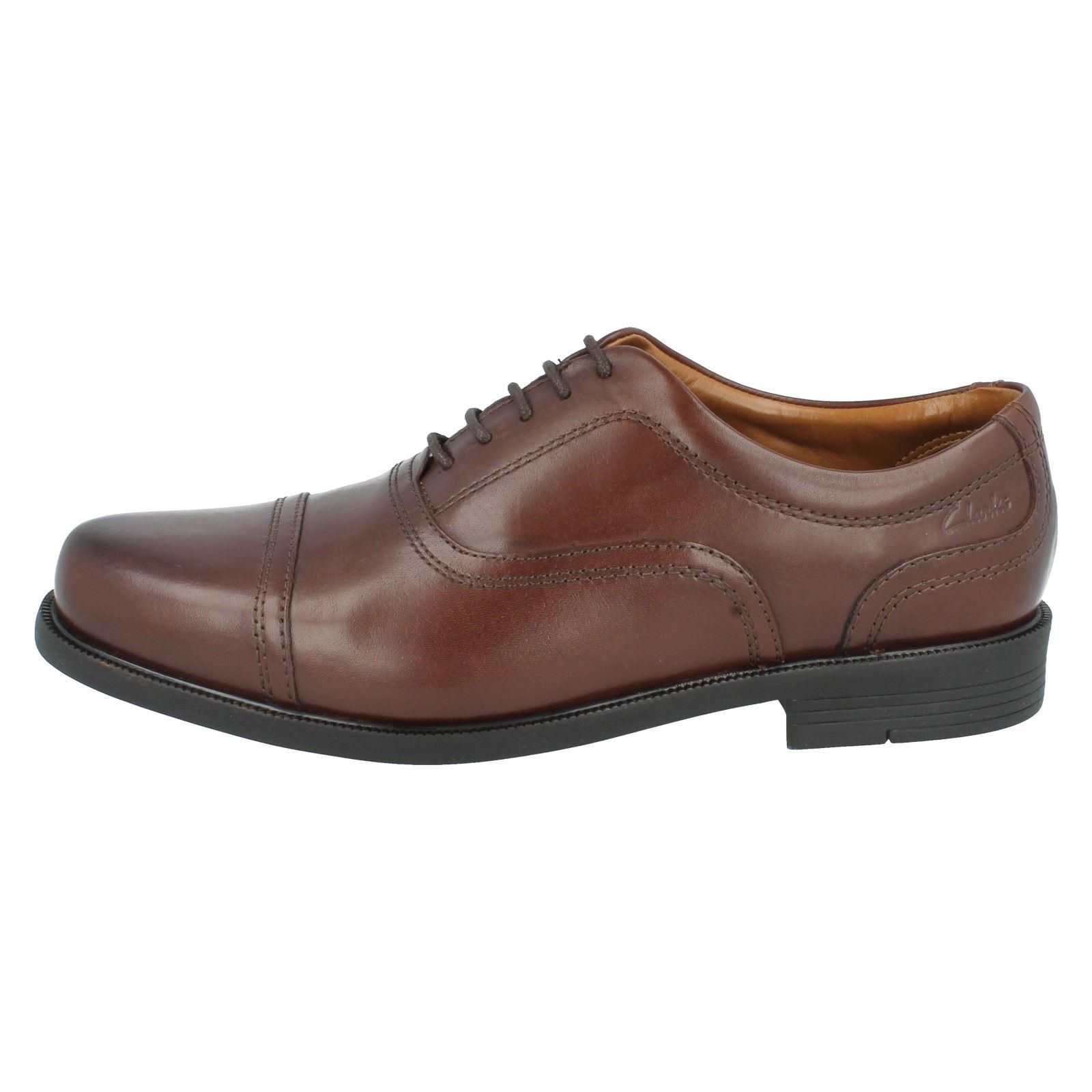Men's Cap Clarks Schuhes - Beeston Cap Men's 264831