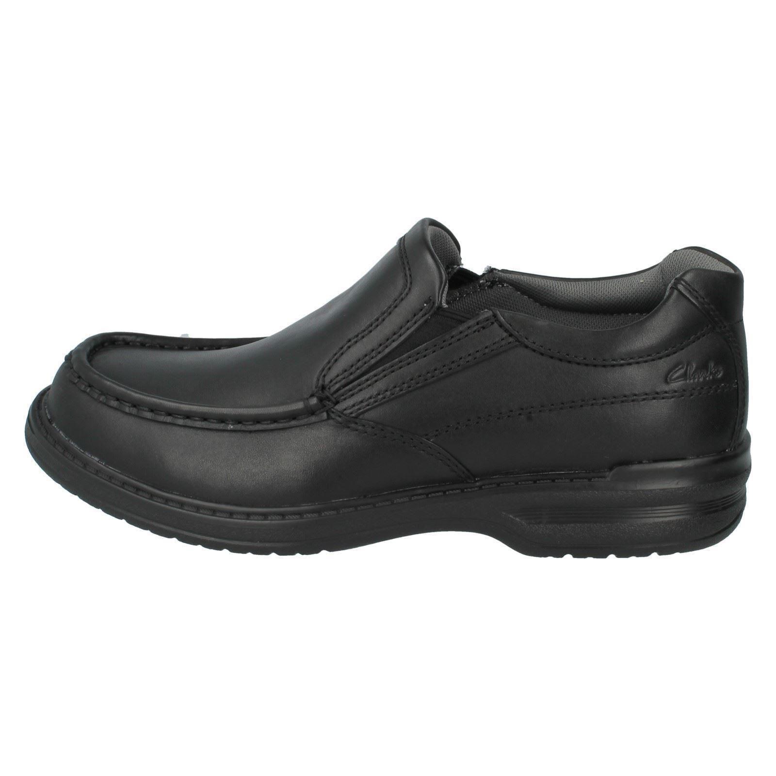 Para Hombre Clarks Zapatos el Casuales el Zapatos estilo-Keeler paso 472d68
