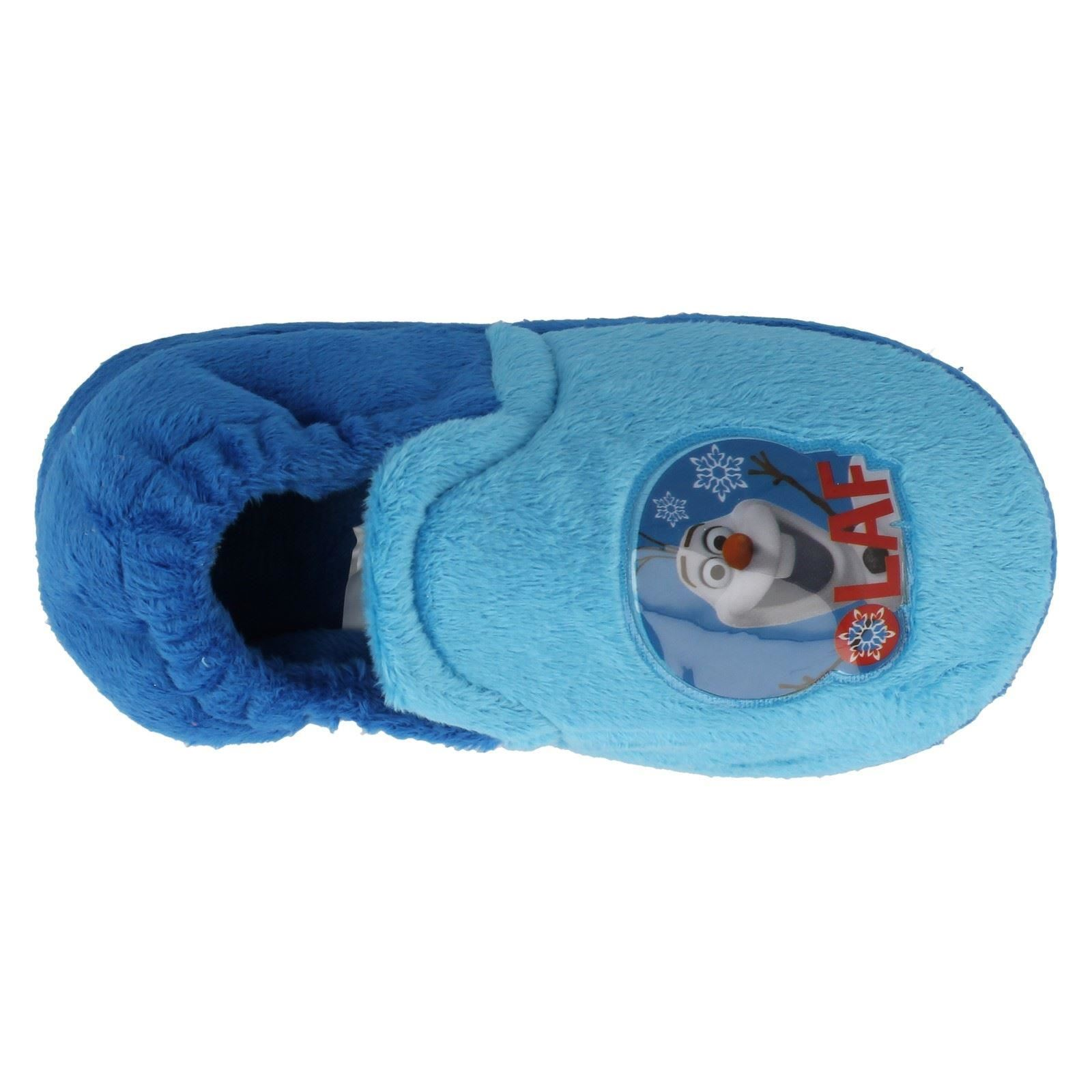 Boys Disney Frozen Slippers - WD8886