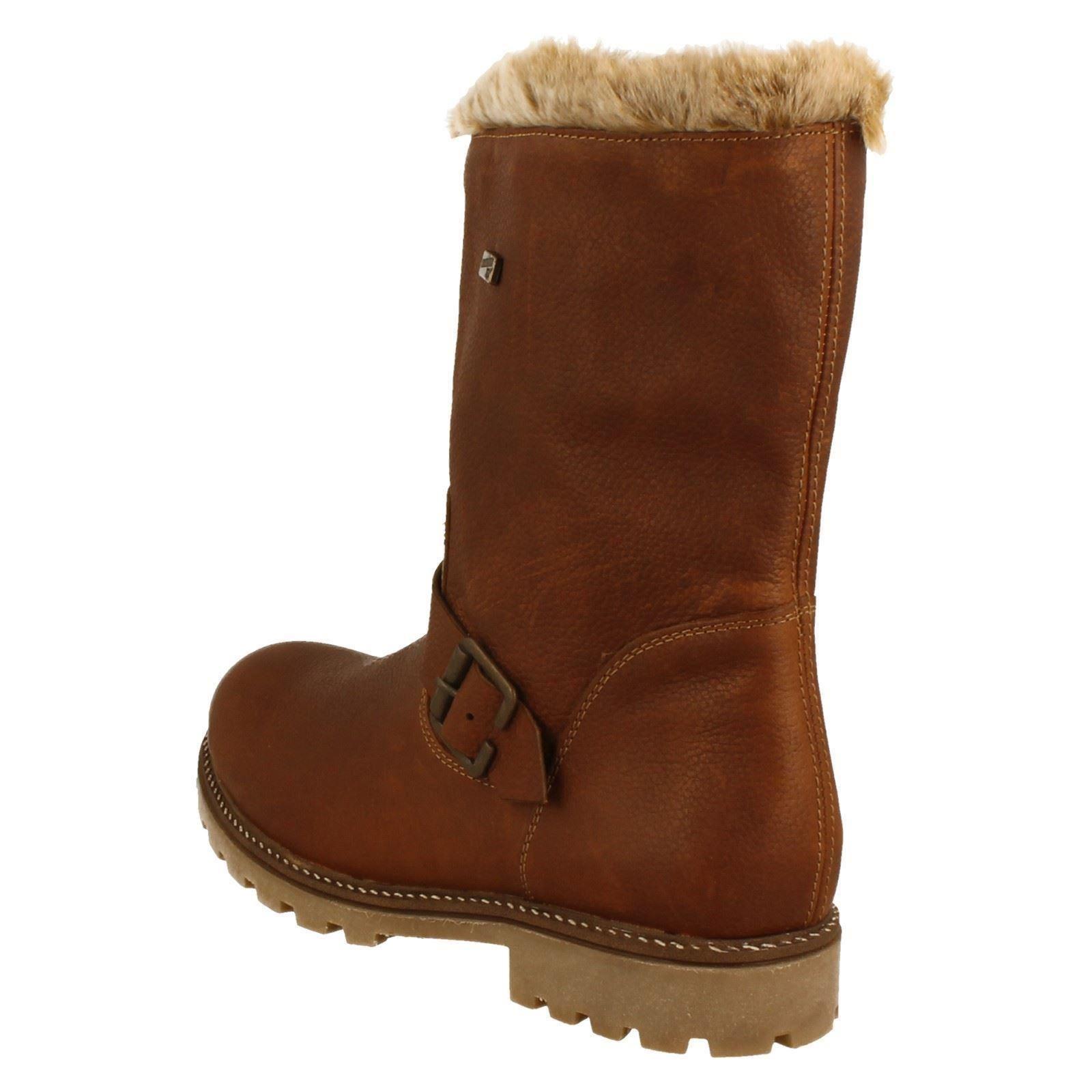 Damas Remonte Cálido botas Forrado botas Cálido con remonte Tex estilo D7481-W 4cd79d