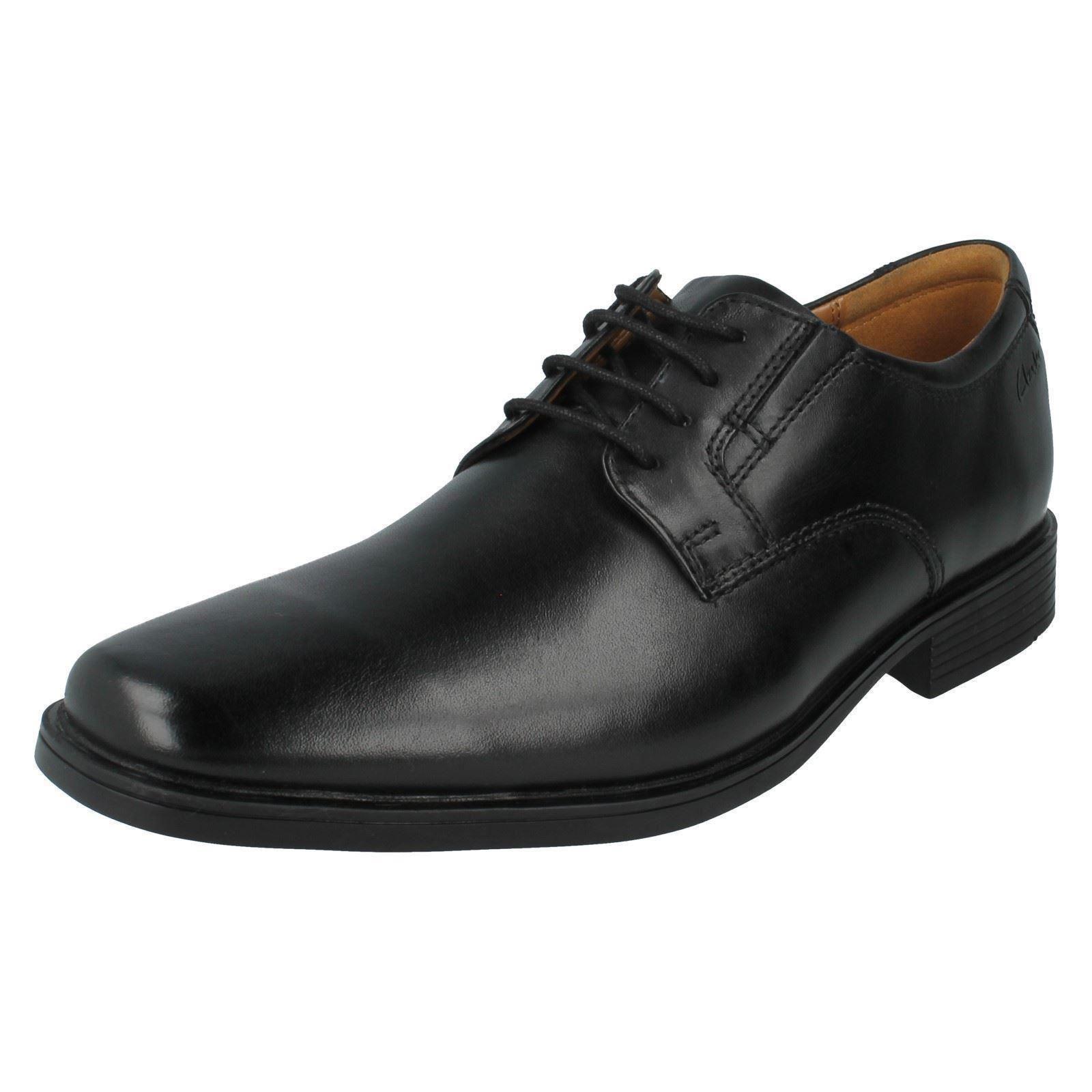 Men's Clarks Formal Shoes The - Style - The  Tilden Plain 46115b