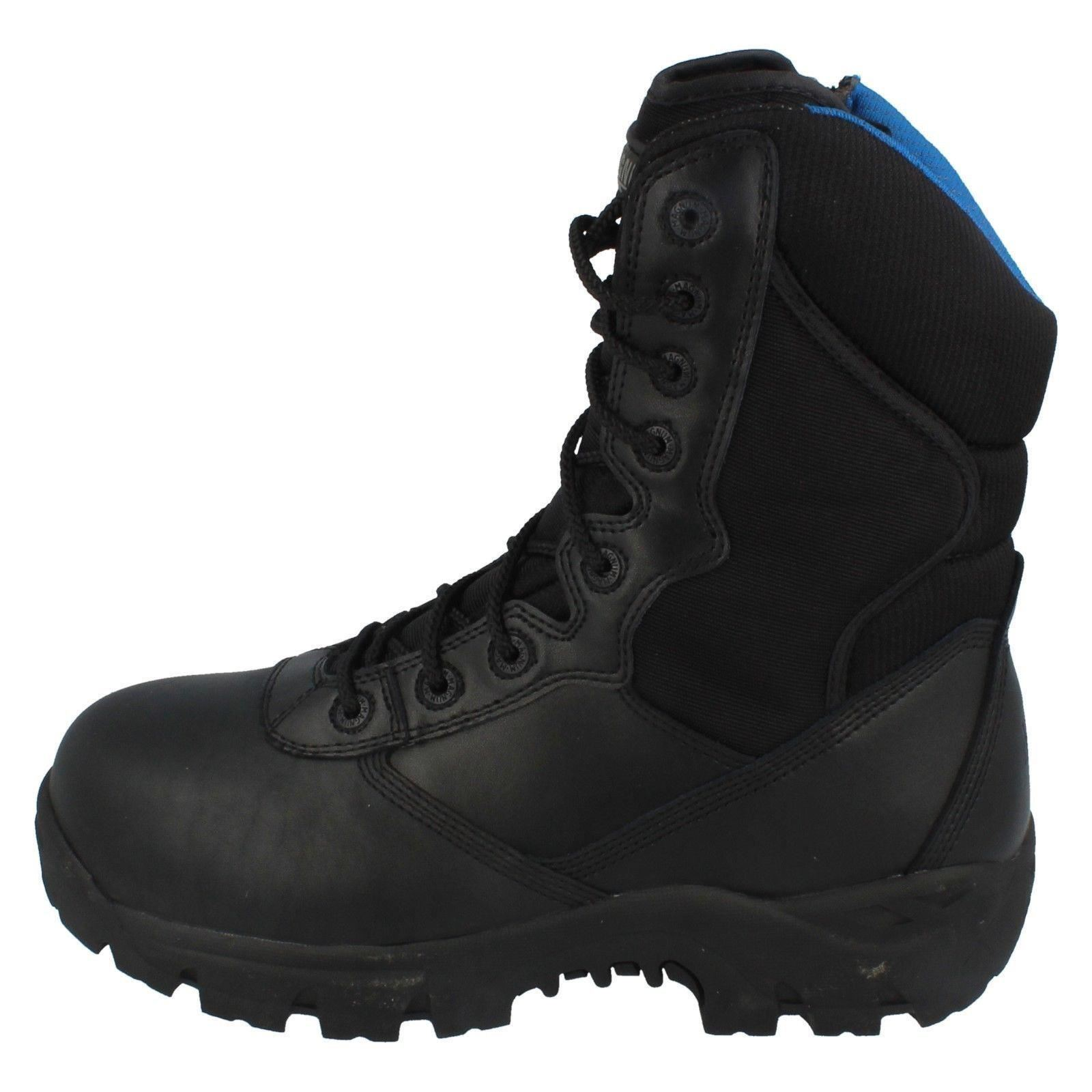 Mens Label Magnum 'Phantom' Safety Work Boots Label Mens ~ K 950d1a
