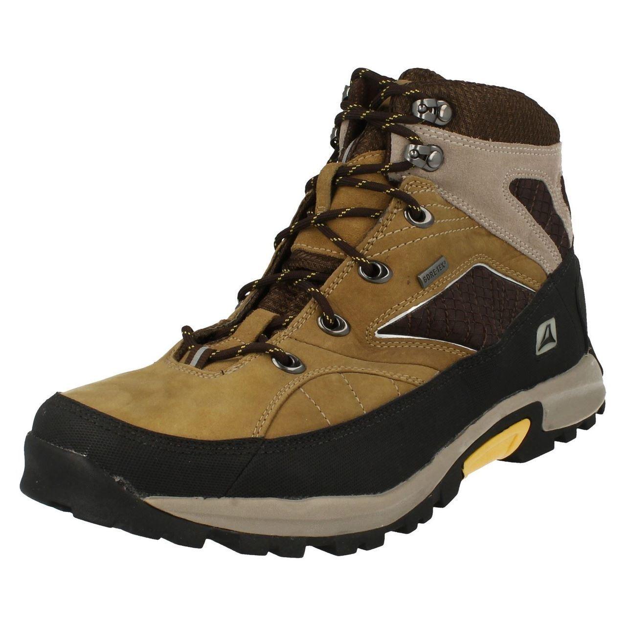 Mens Clarks 'Orbital Hi GTX' Waterproof Walking Boots ~ K