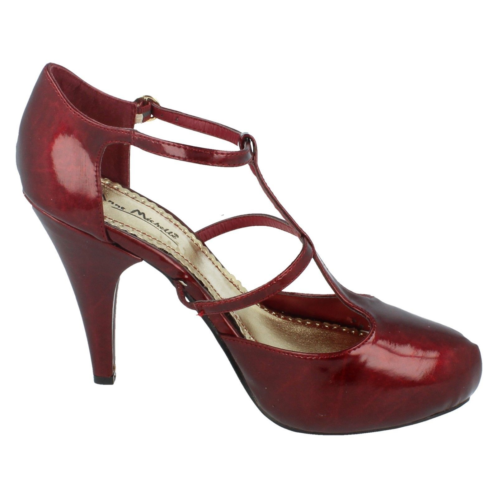 Damas Anne Michelle Tribunal Zapatos L2904 ~ N