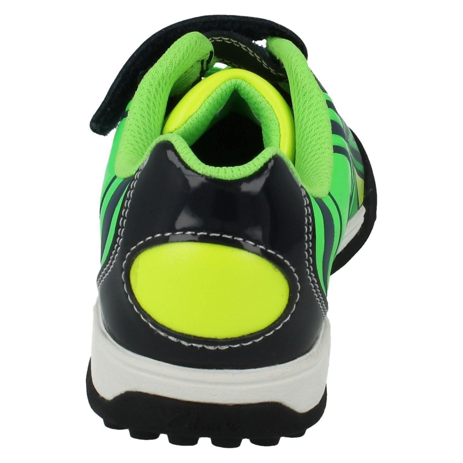 Boys Clarks Trainers Style - In Time