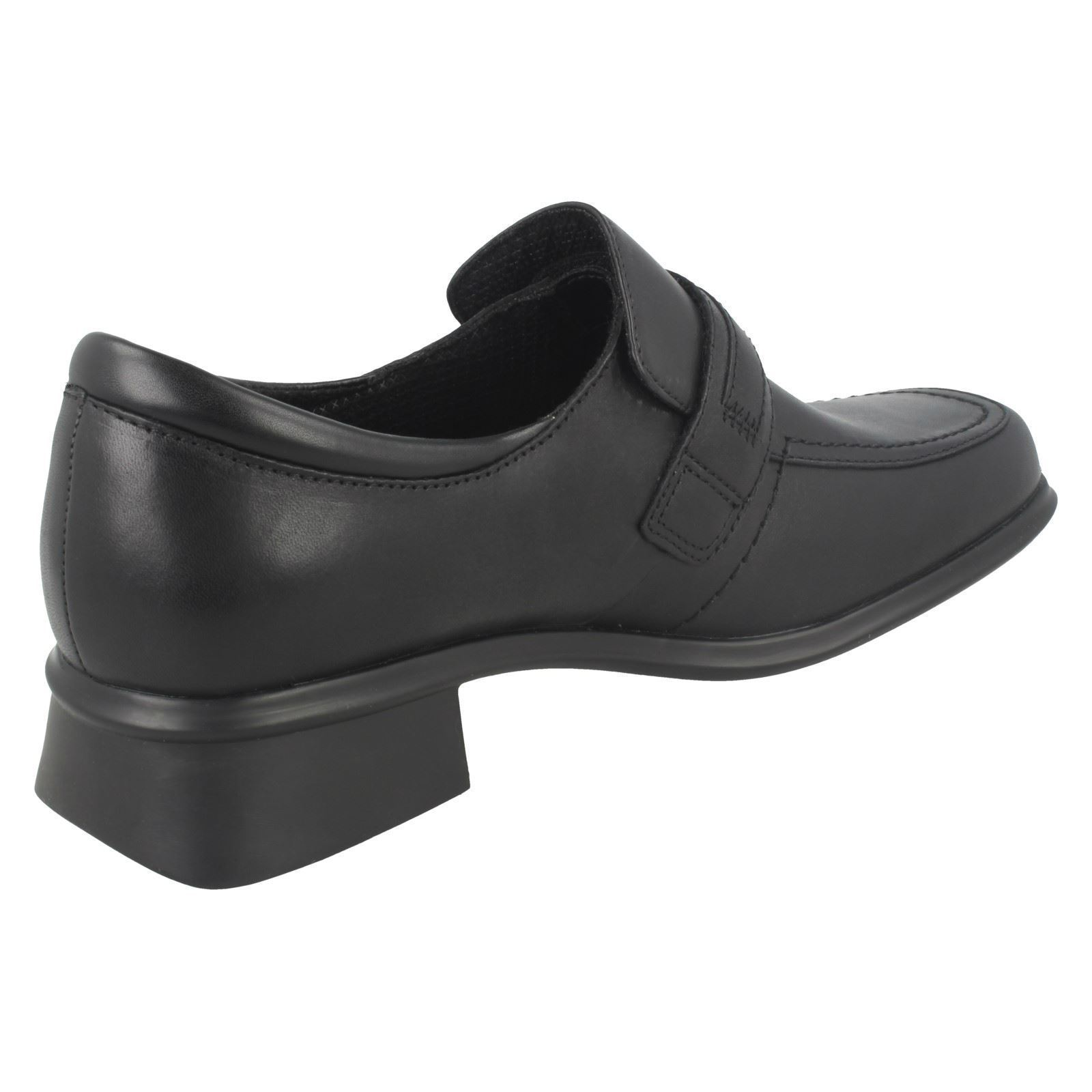 Girls Bootleg Formal Slip On Shoes - Label Nominate ~ N