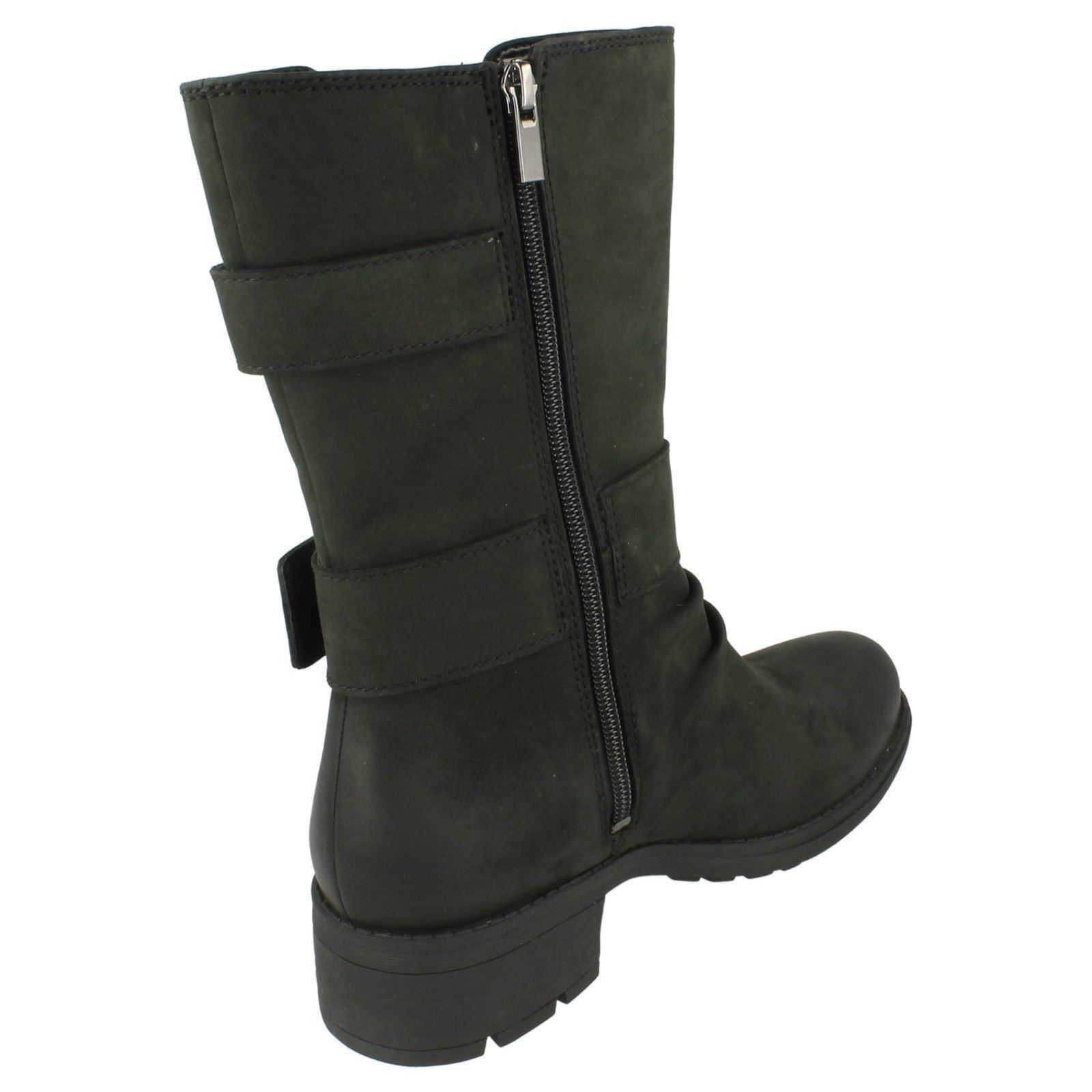 Ladies Black Winter Mansi Clarks Waterproof Gtx Boots Tess r0qvrCEwx