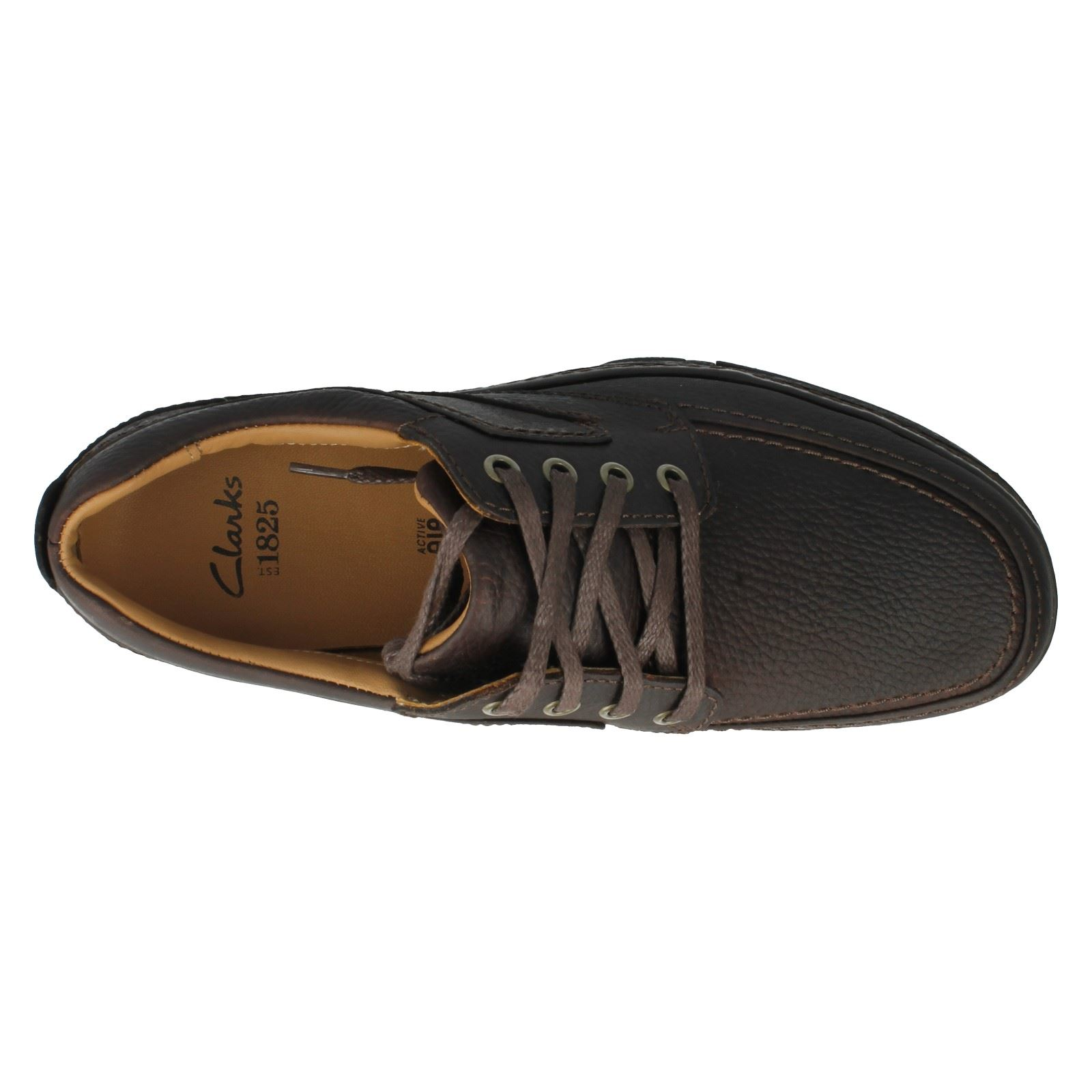 Men's Clarks Formal Lace Up Star Shoes The Style - Star Up Stride 301469