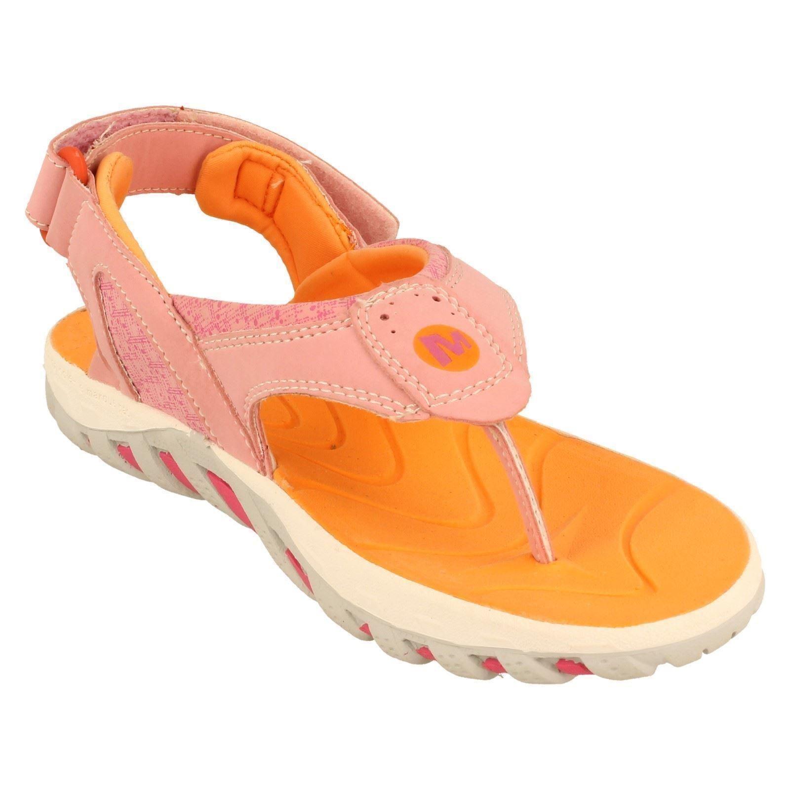 Girls Merrell Sandals Waterpro Plunge Style ~ K