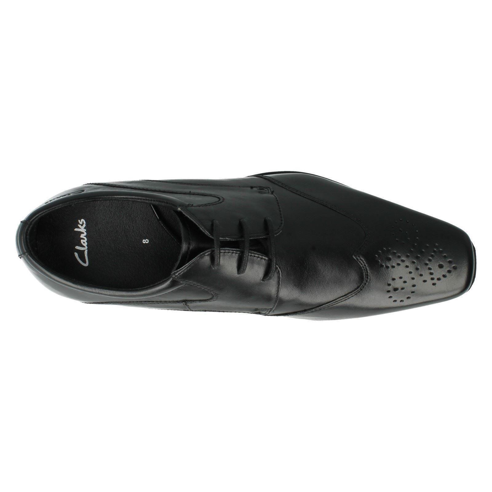 Para Hombre Clarks Formales Zapatos Etiqueta-Affix Moscú