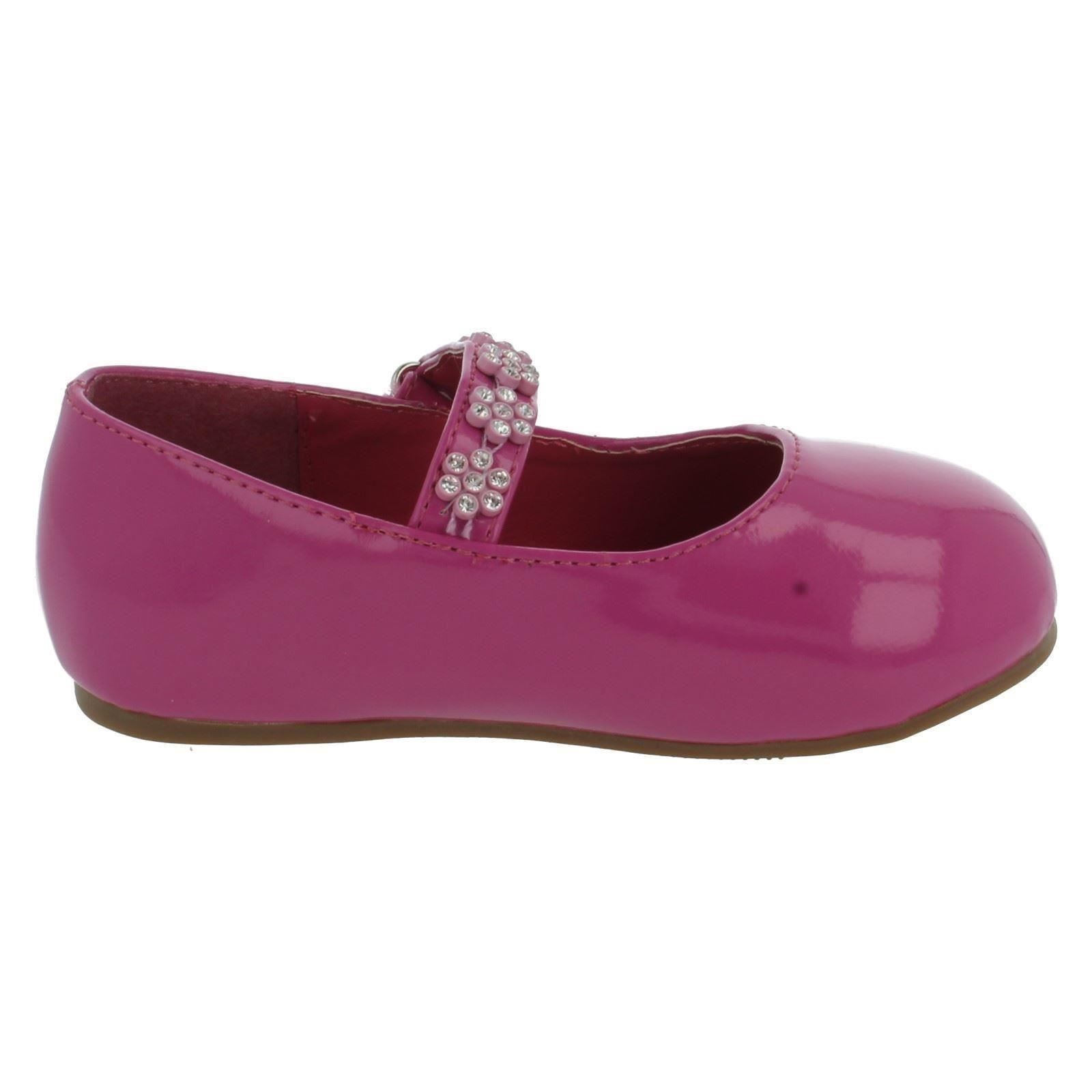 Girls Savannah Collection Shoes H2284